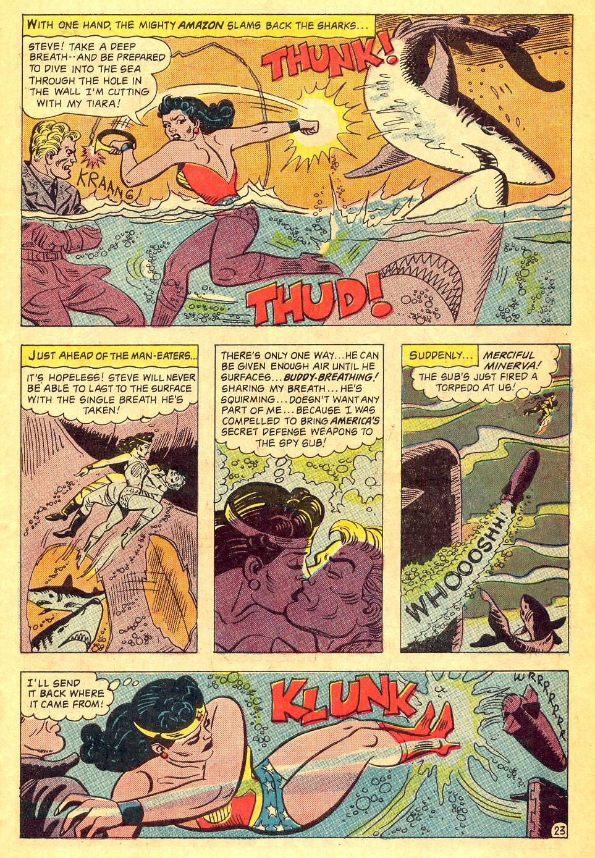 Read online Wonder Woman (1942) comic -  Issue #164 - 31