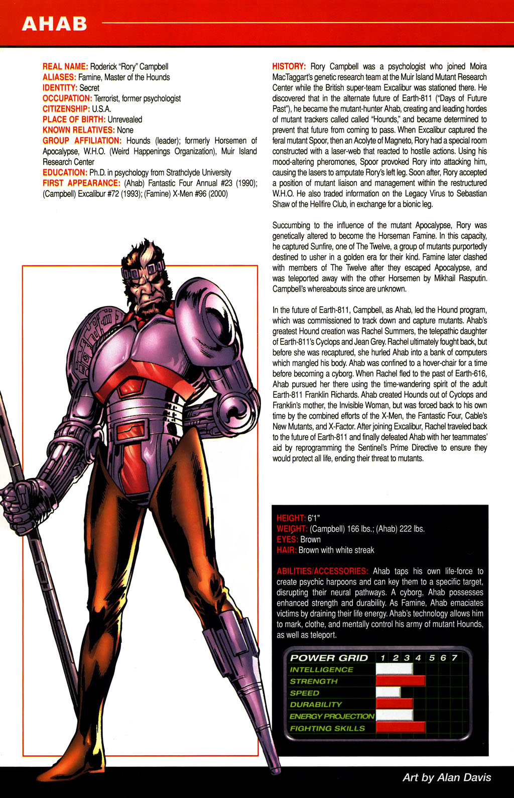 Read online All-New Official Handbook of the Marvel Universe A to Z comic -  Issue #1 - 14