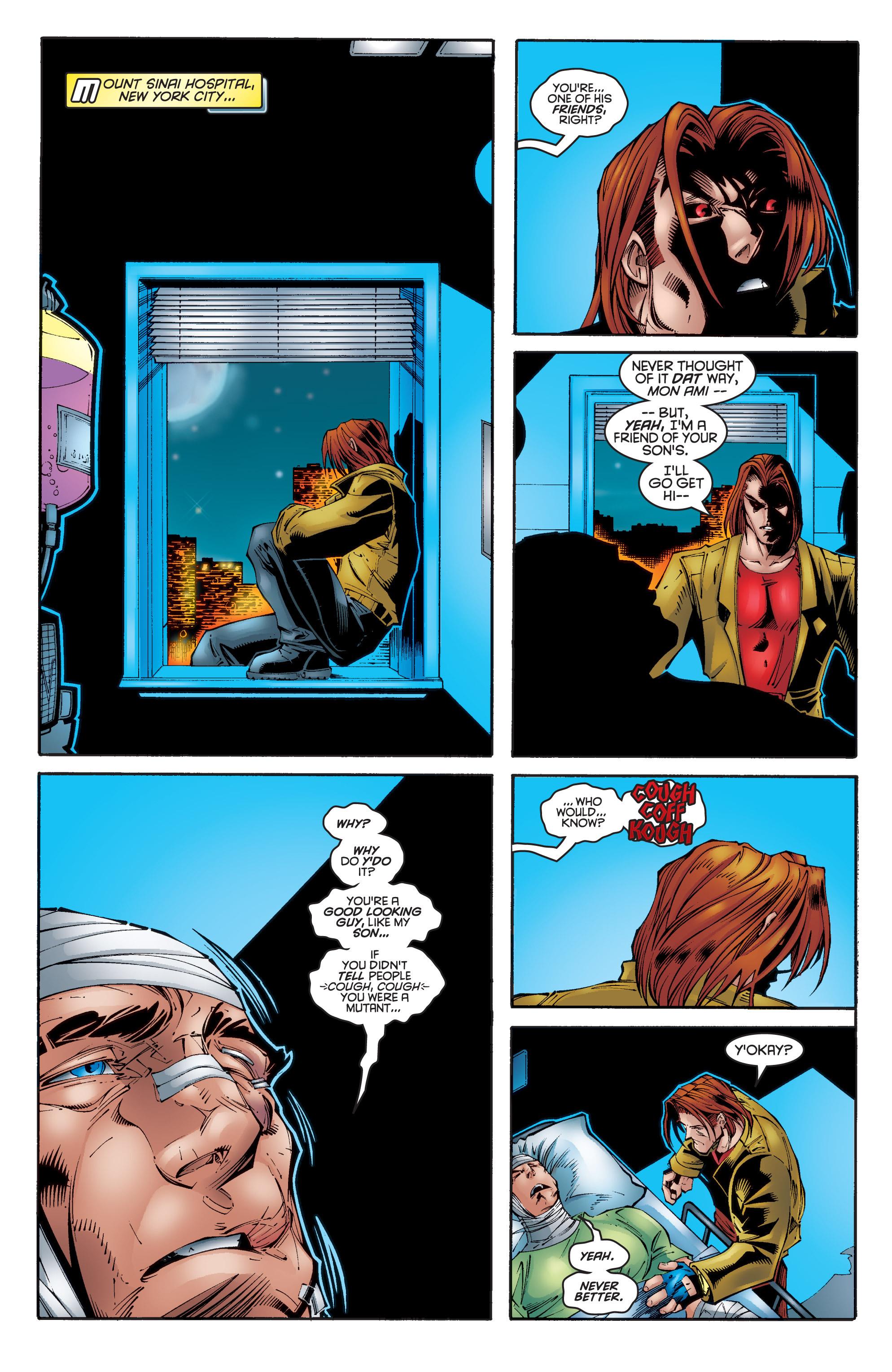 Read online Uncanny X-Men (1963) comic -  Issue #340 - 15