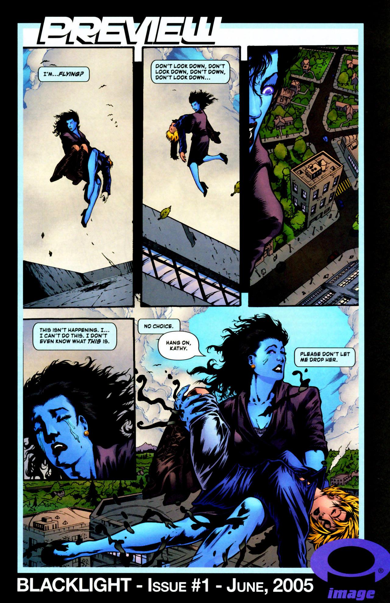 Read online ShadowHawk (2005) comic -  Issue #1 - 32
