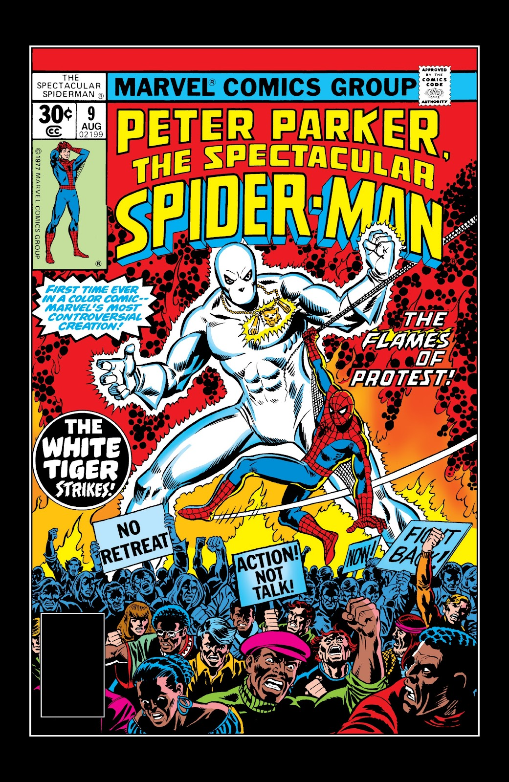 Read online Marvel Masterworks: The Spectacular Spider-Man comic -  Issue # TPB (Part 2) - 38
