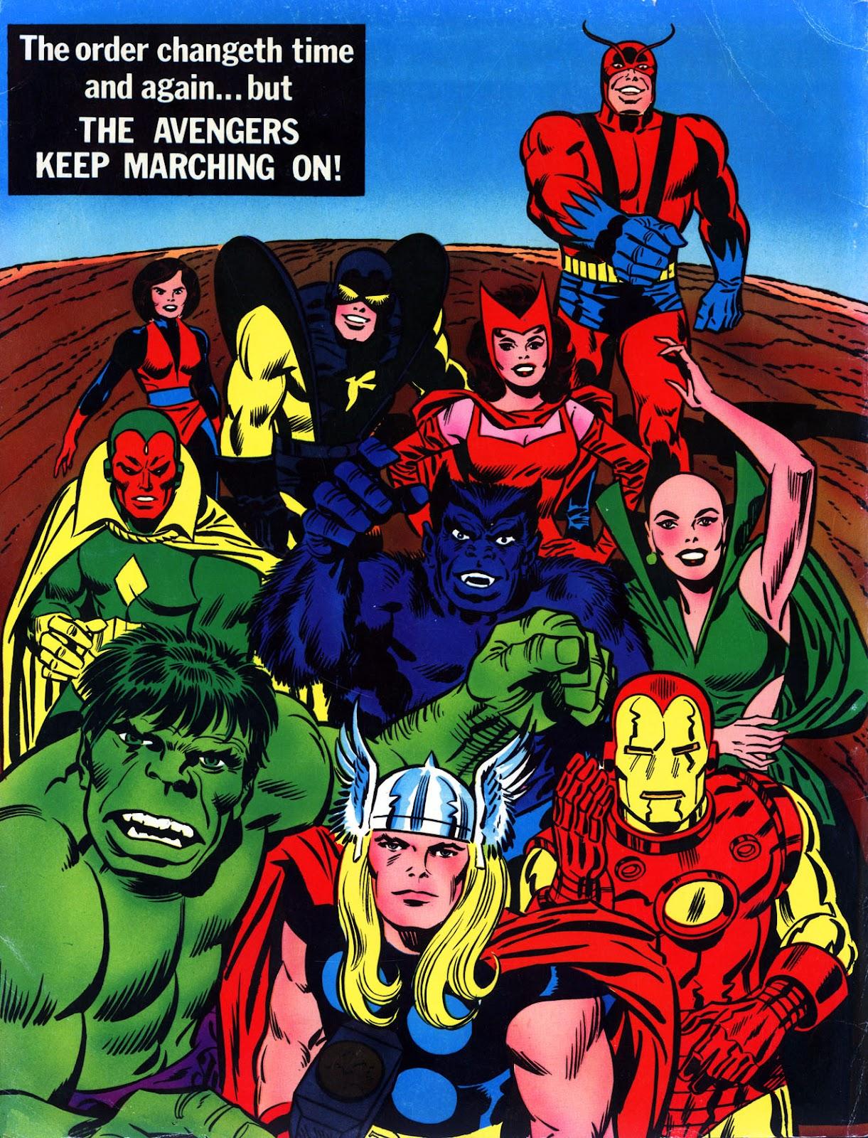 Marvel Treasury Edition 7 Page 83