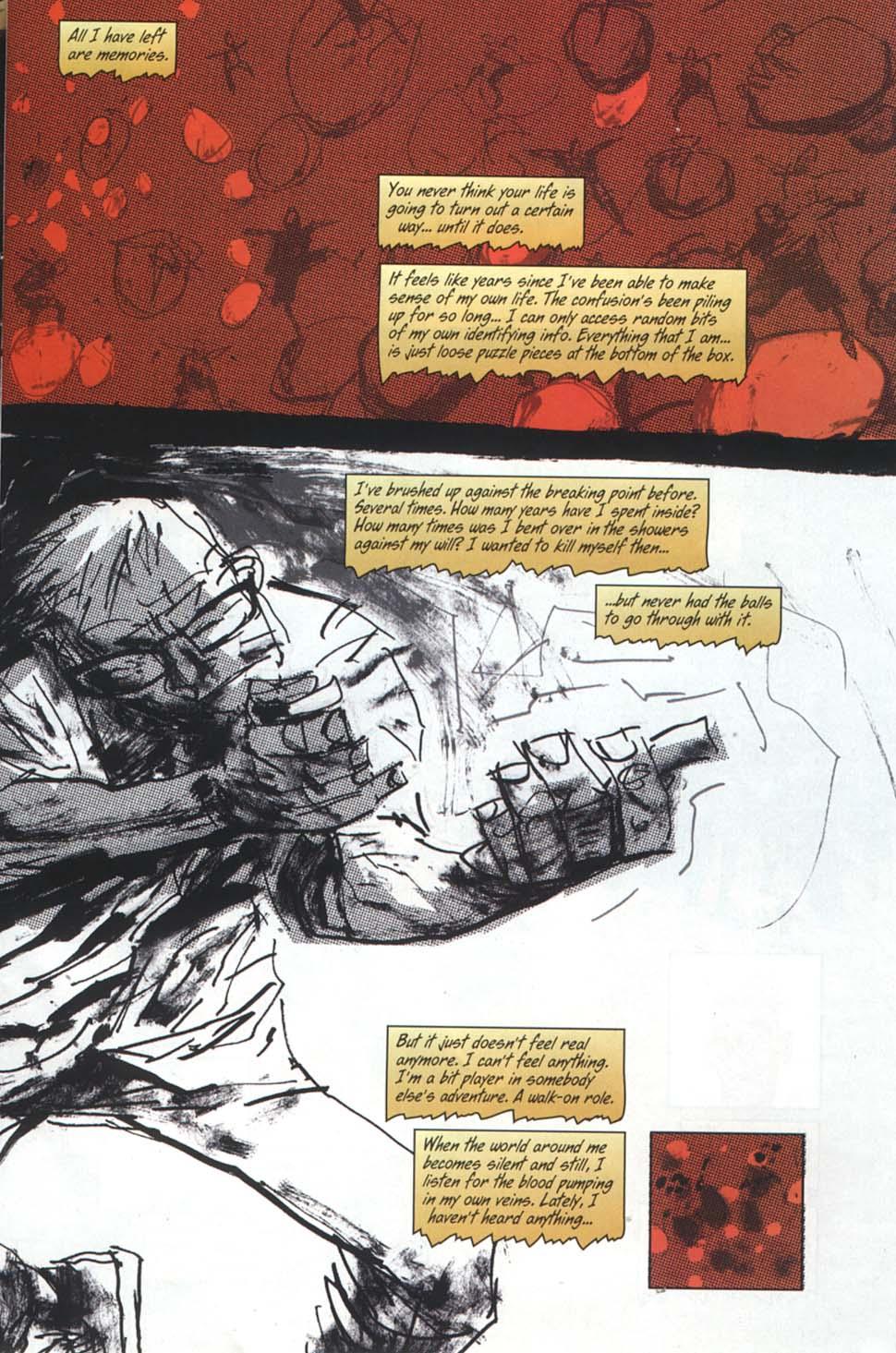 Read online Automatic Kafka comic -  Issue #8 - 2