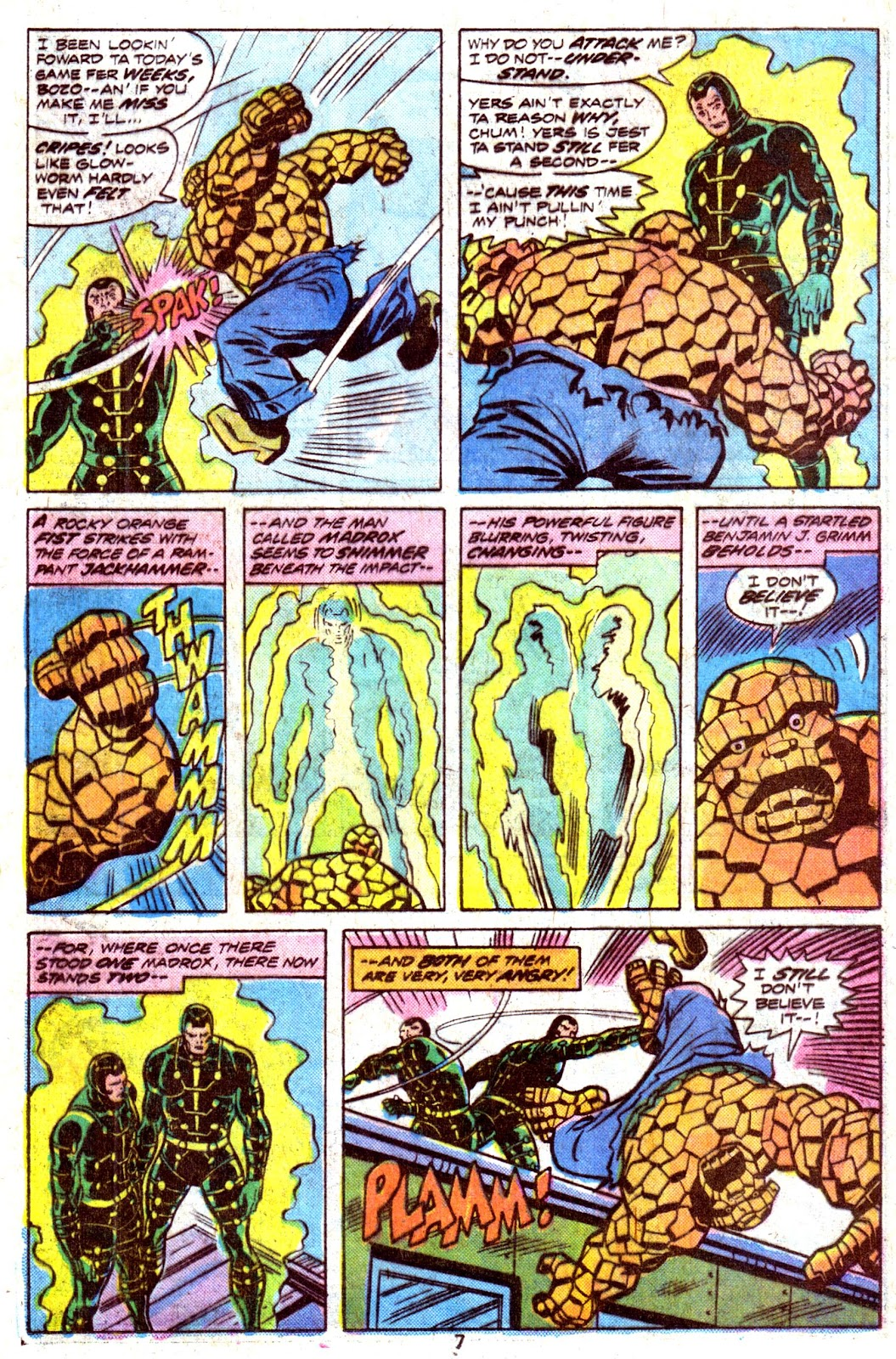 Giant-Size Fantastic Four issue 4 - Page 9