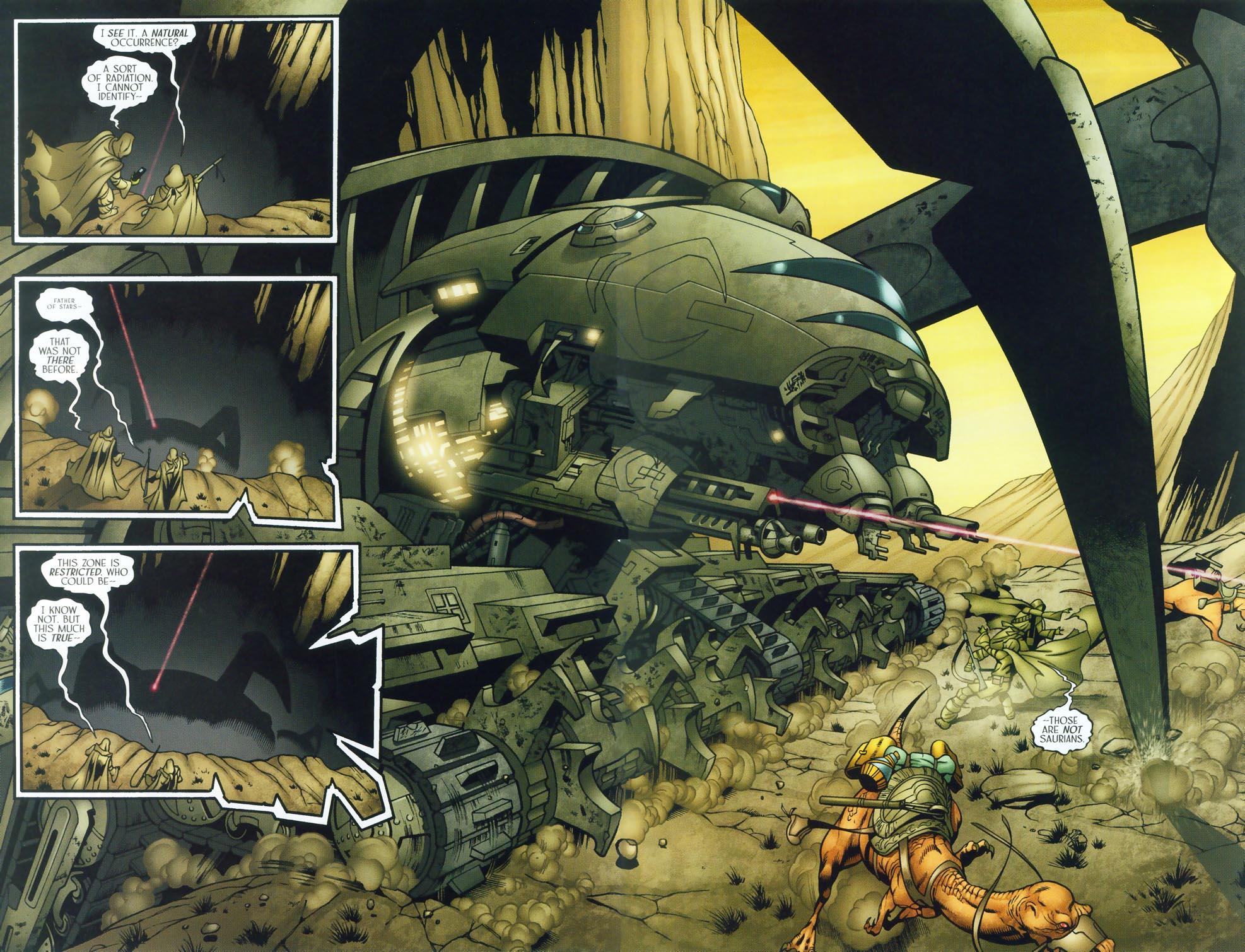Read online Sigil (2000) comic -  Issue #38 - 13
