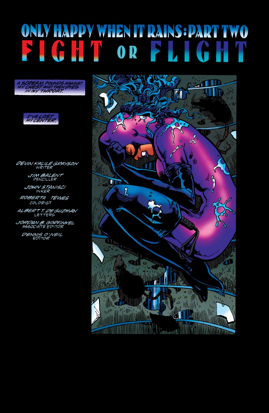 Catwoman (1993) Issue #59 #64 - English 2