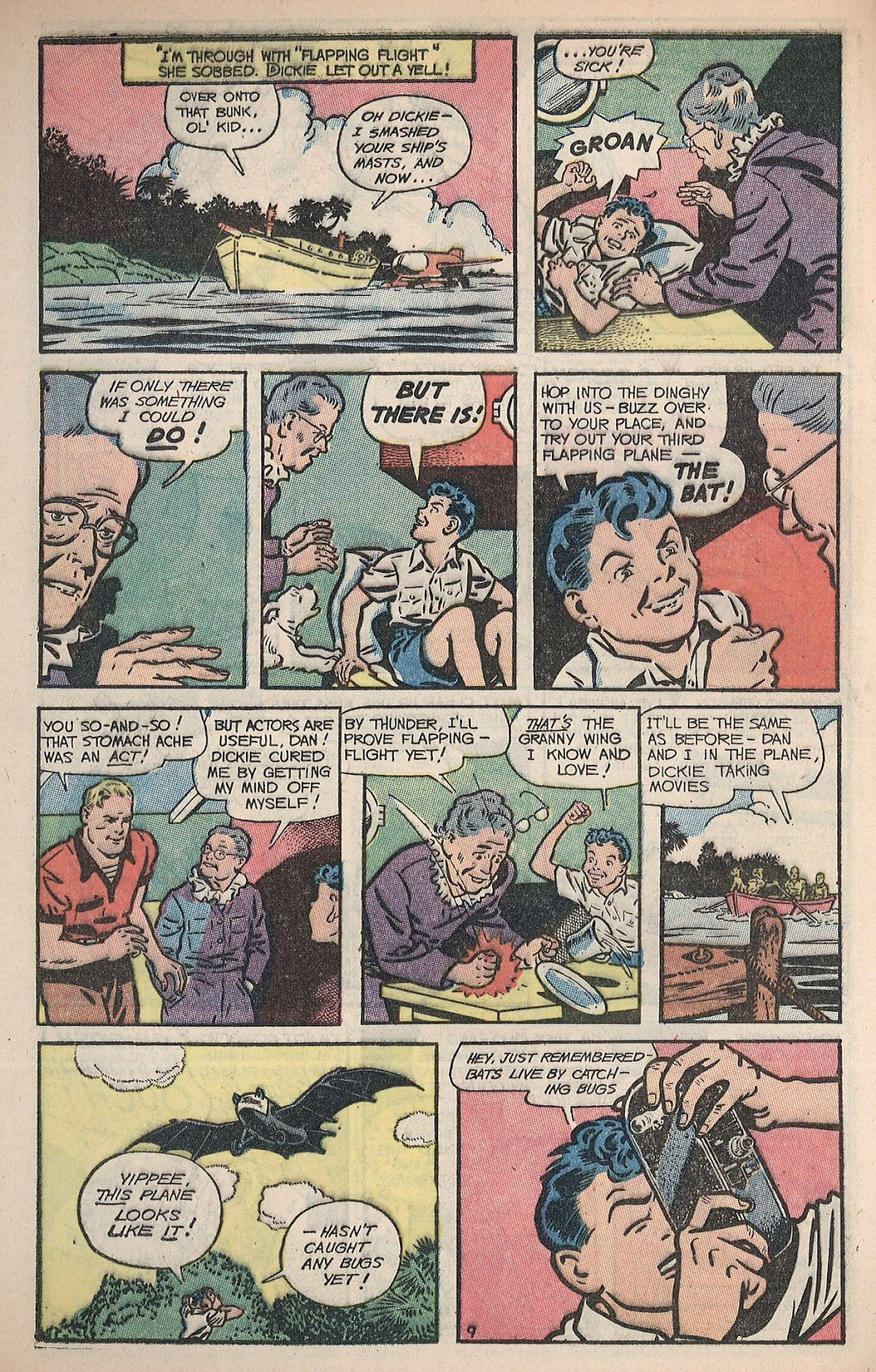 Read online Famous Funnies comic -  Issue #217 - 28