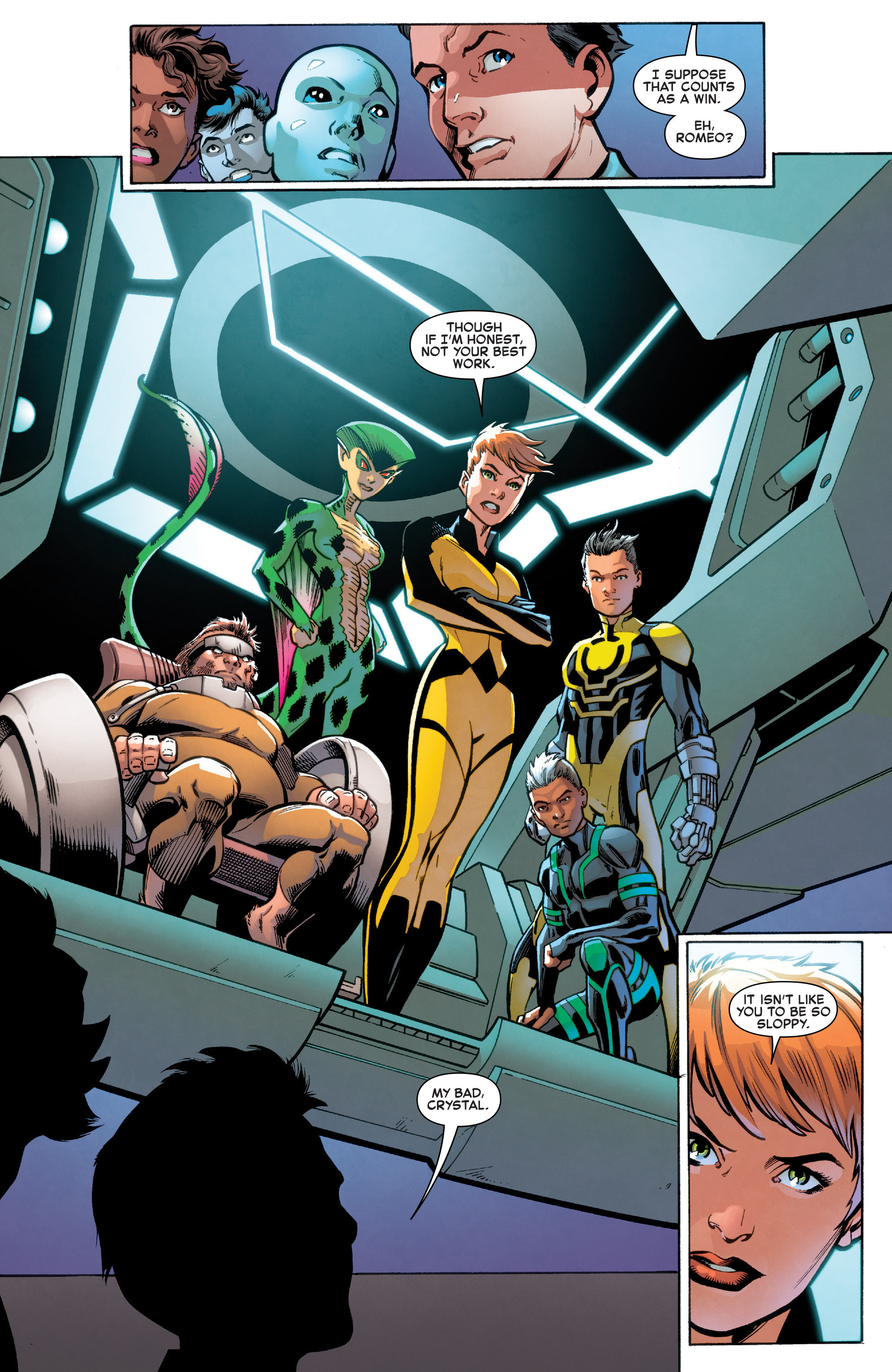 Read online All-New X-Men (2016) comic -  Issue #13 - 18