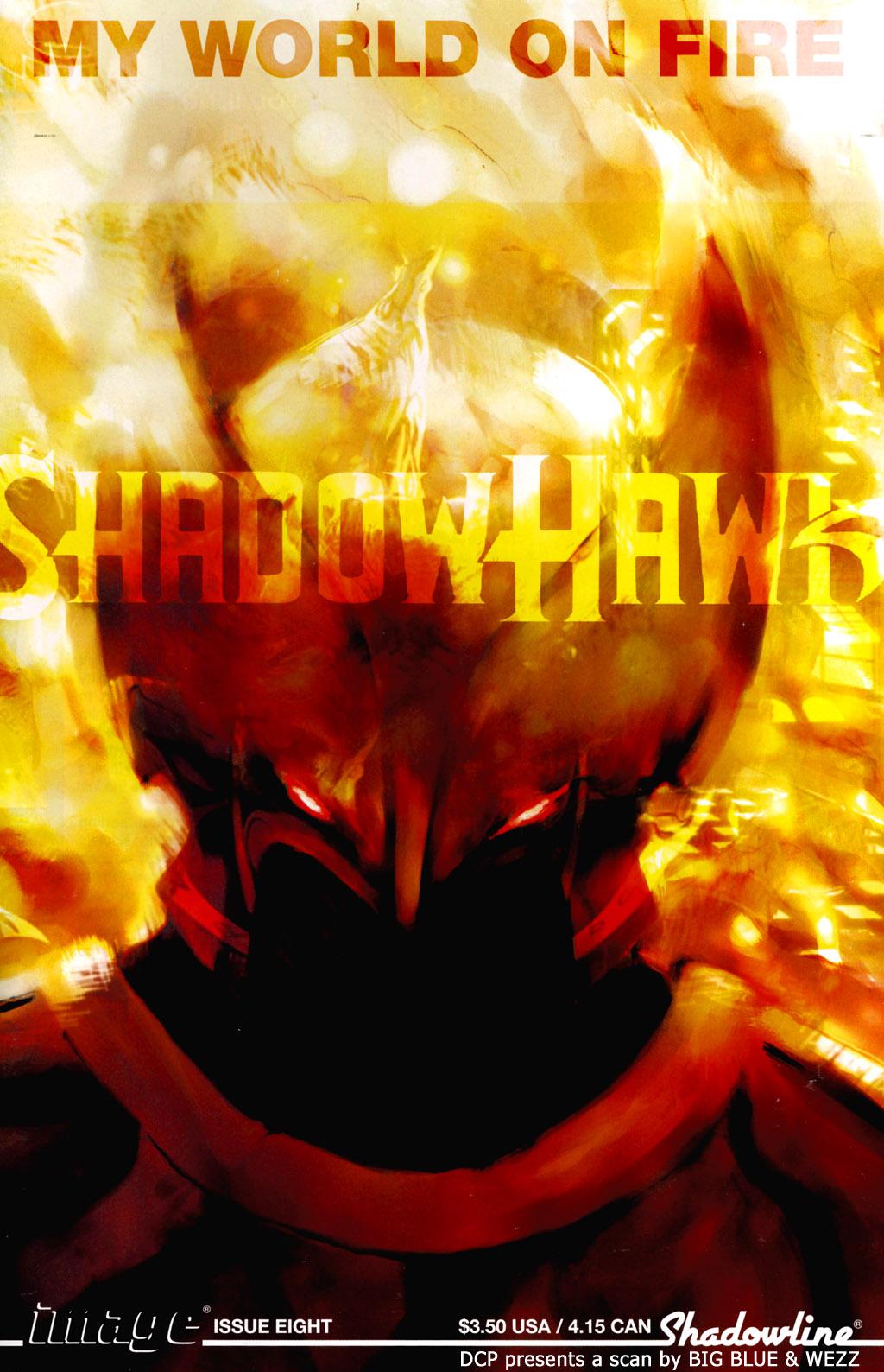 Read online ShadowHawk (2005) comic -  Issue #8 - 1