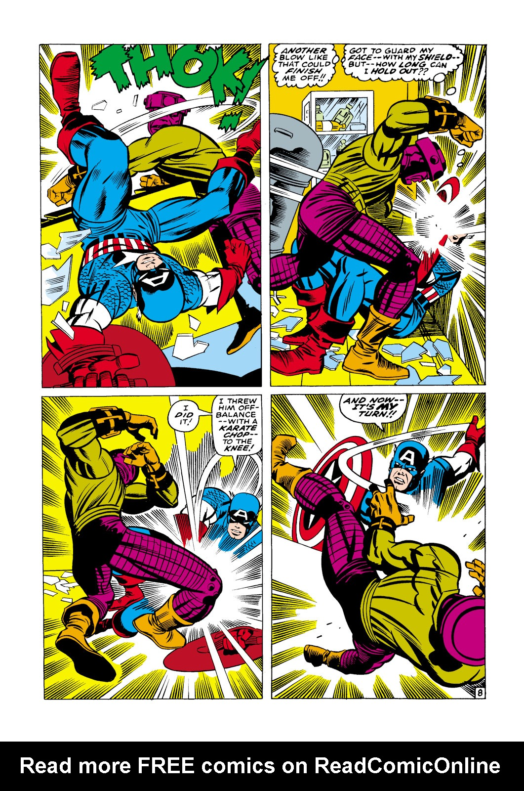 Tales of Suspense (1959) issue 92 - Page 21