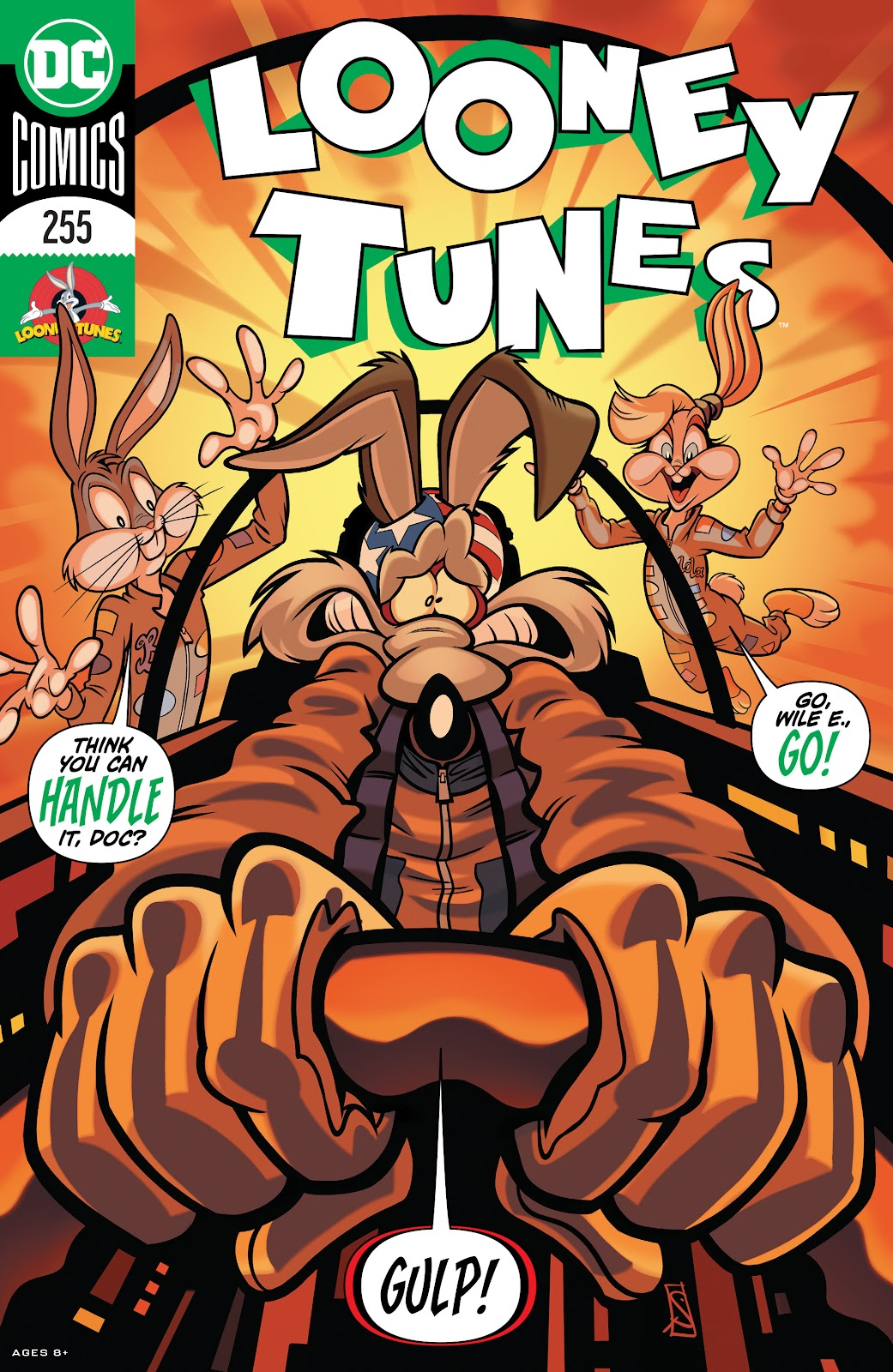 Looney Tunes (1994) issue 255 - Page 1