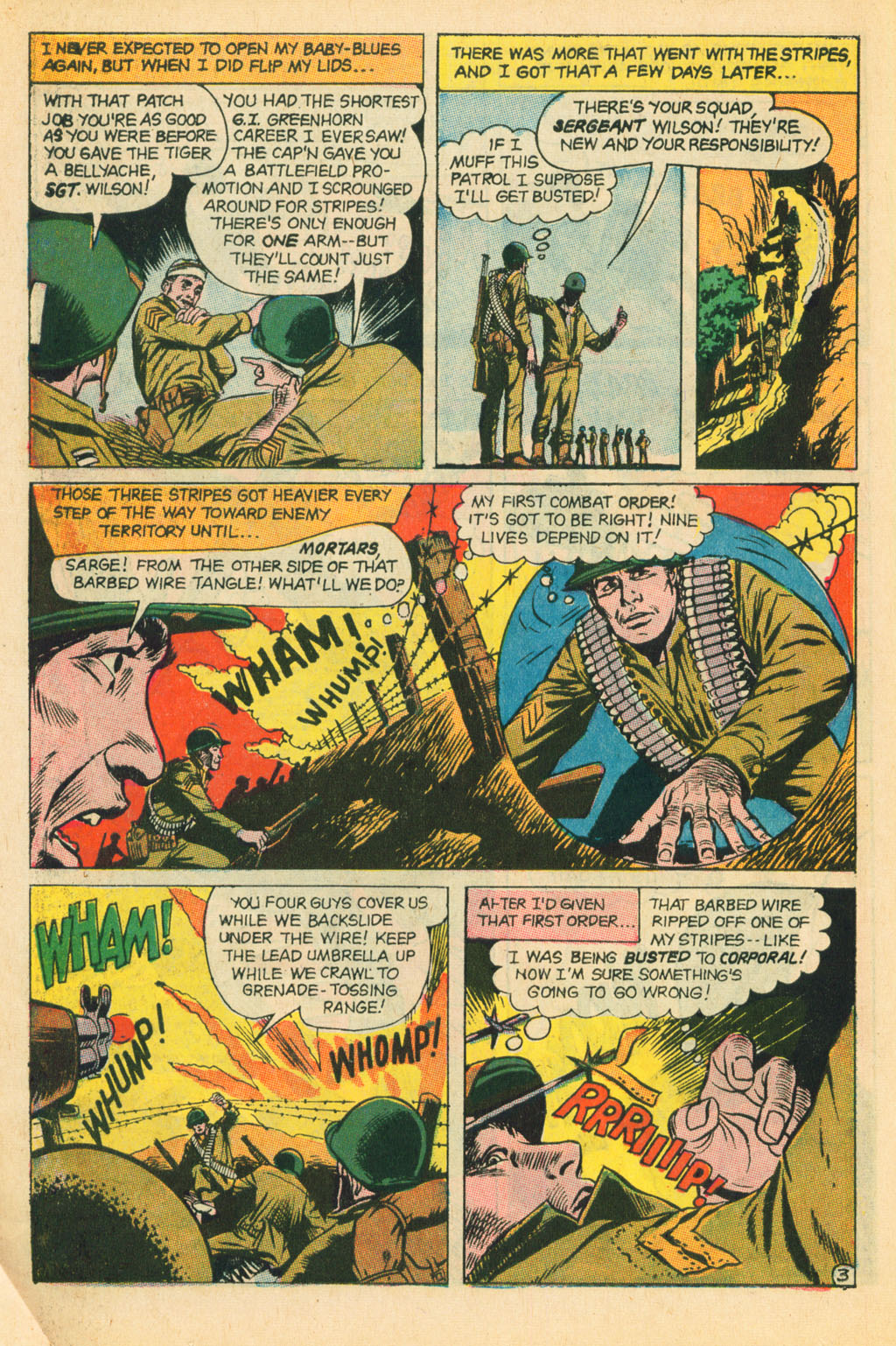 Our Fighting Forces (1954) issue 110 - Page 26