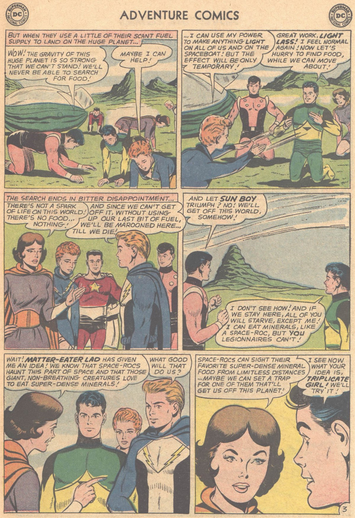 Read online Adventure Comics (1938) comic -  Issue #318 - 15