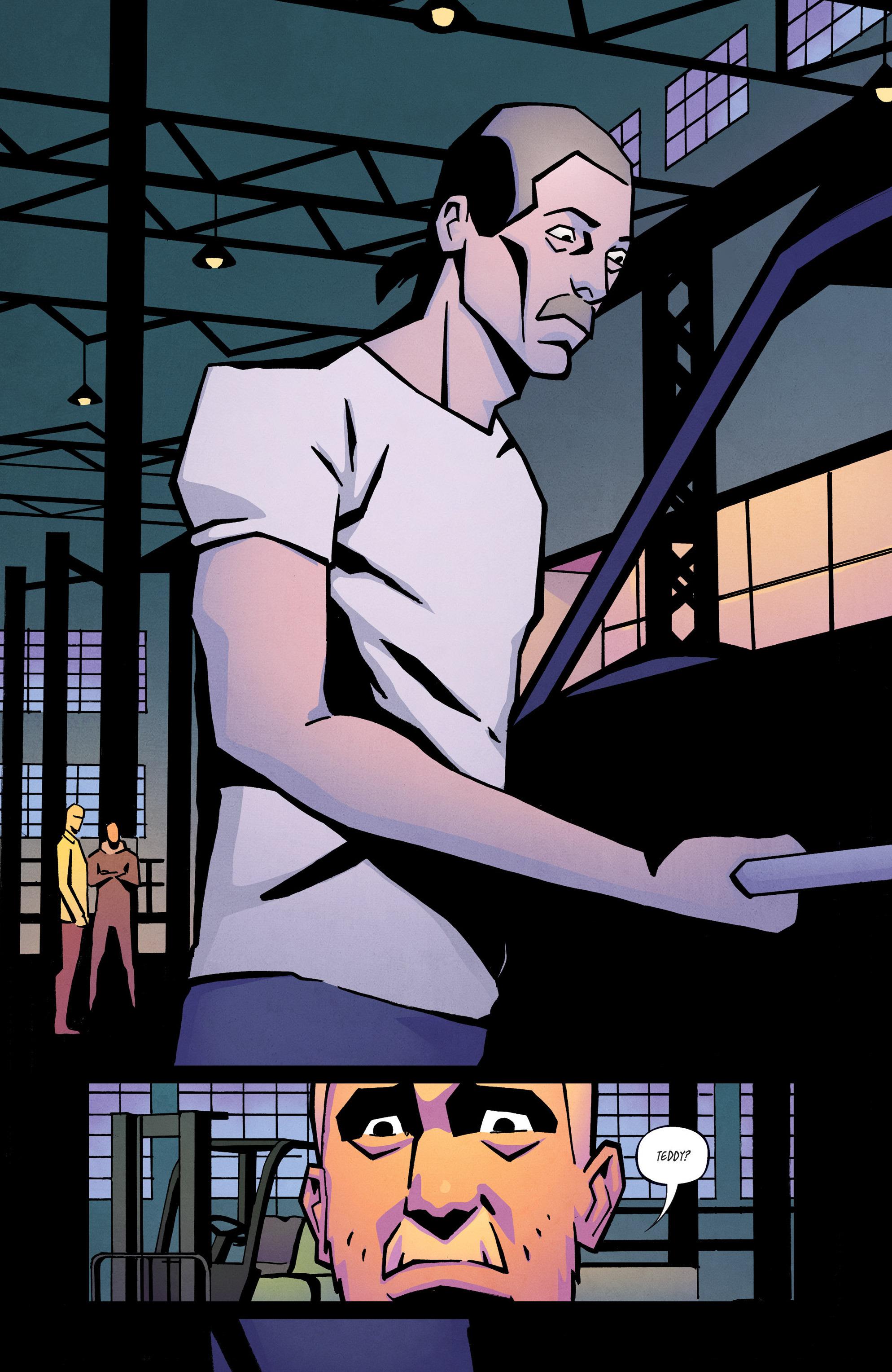 Read online Ringside comic -  Issue #10 - 7