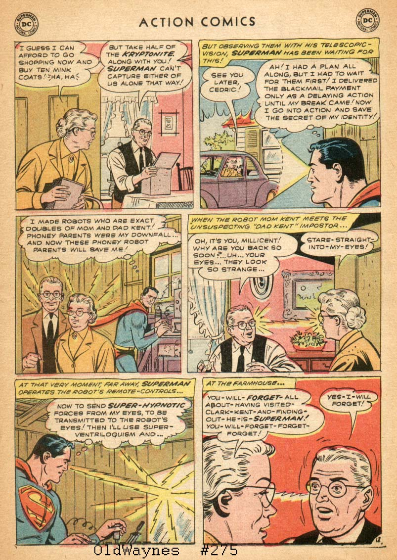 Read online Action Comics (1938) comic -  Issue #247 - 14