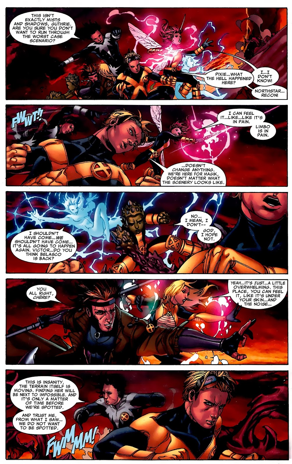 Read online X-Men: Second Coming Revelations comic -  Issue # TPB (Part 1) - 85