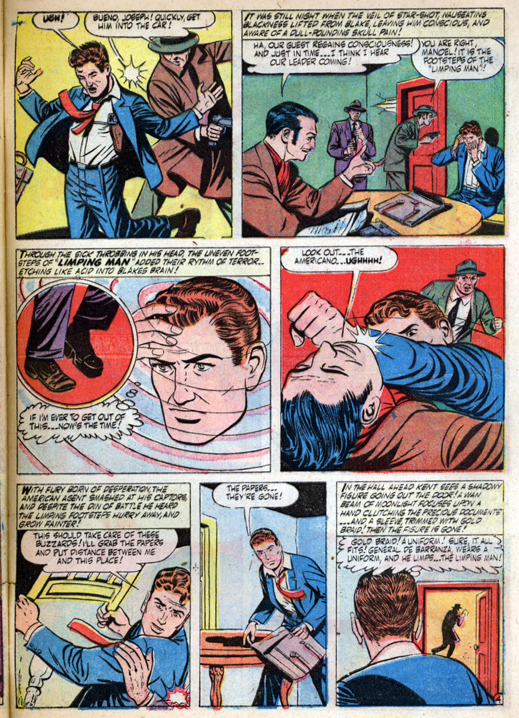 Kent Blake of the Secret Service issue 4 - Page 29