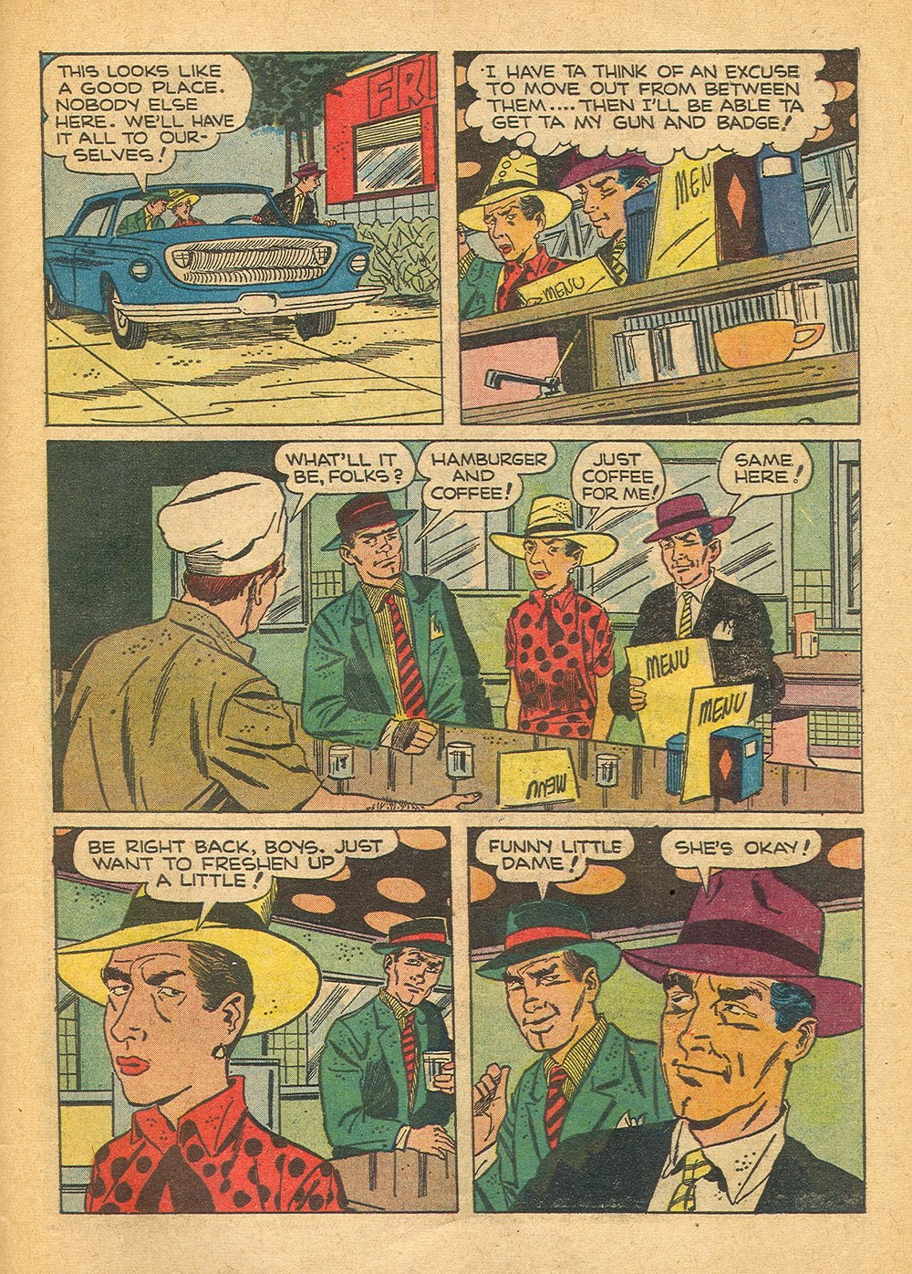 Four Color Comics issue 1341 - Page 31