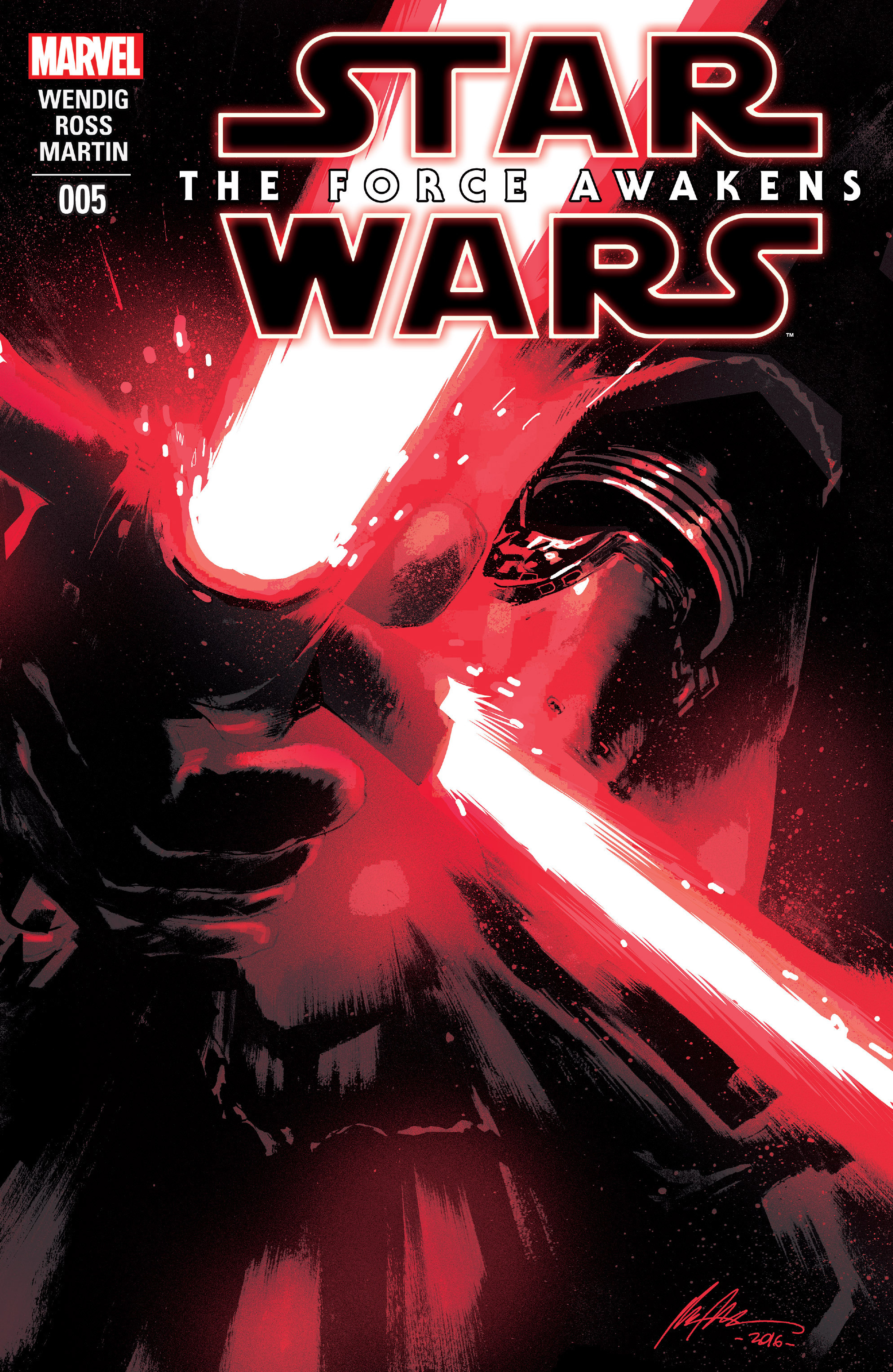 Star Wars: The Force Awakens Adaptation 5 Page 1