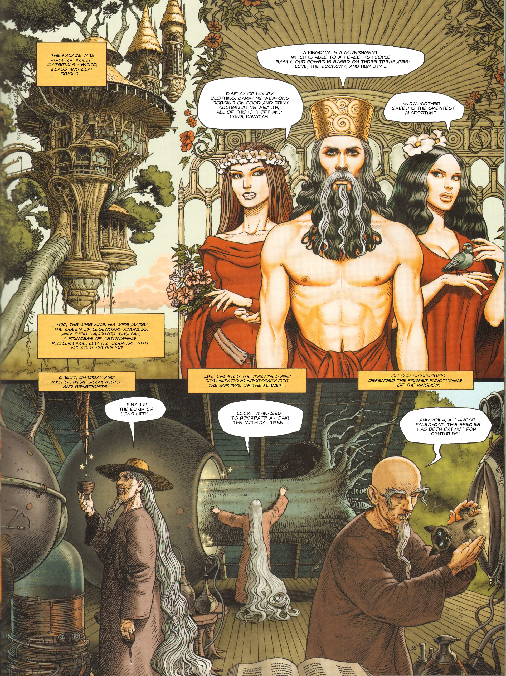 Read online Megalex (2014) comic -  Issue #3 - 38