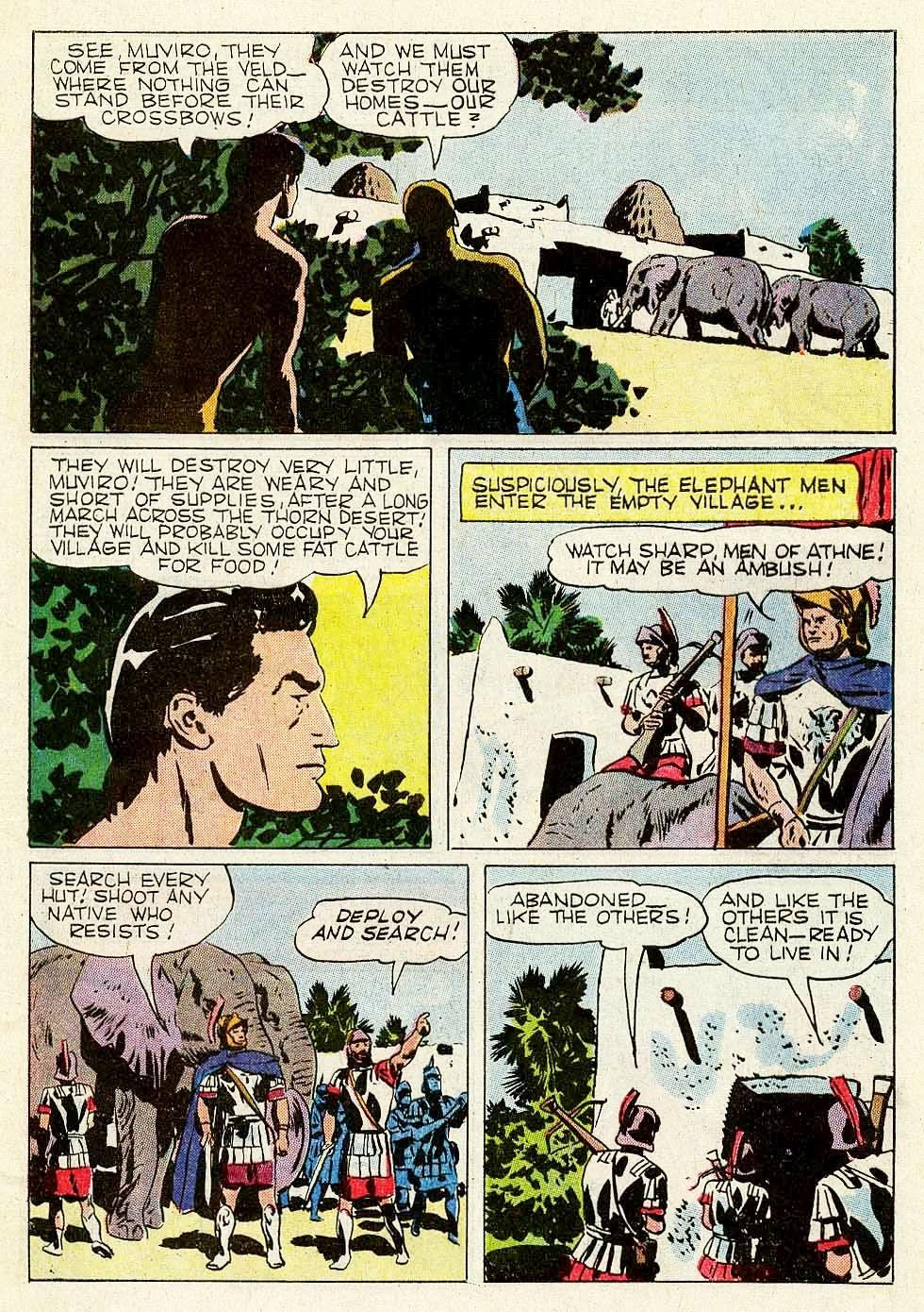 Tarzan (1948) issue 122 - Page 9