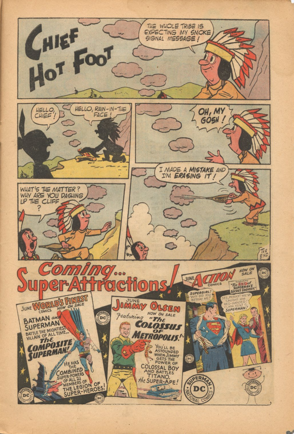 Read online Adventure Comics (1938) comic -  Issue #321 - 23