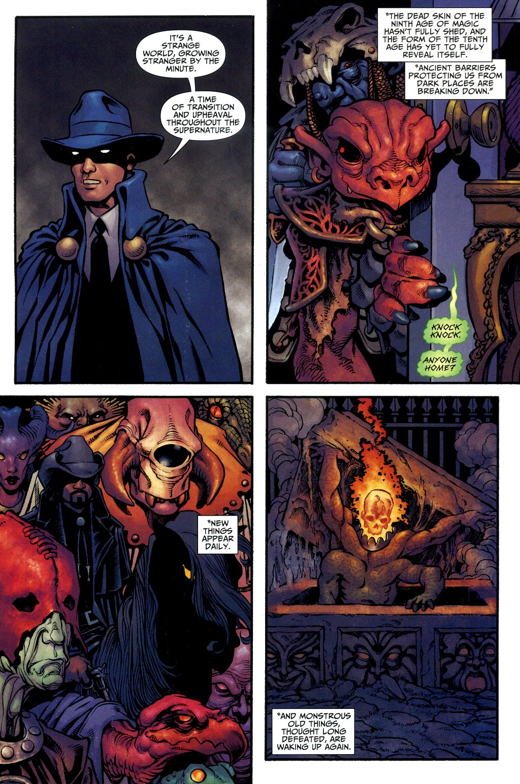 Read online Shadowpact comic -  Issue #1 - 2