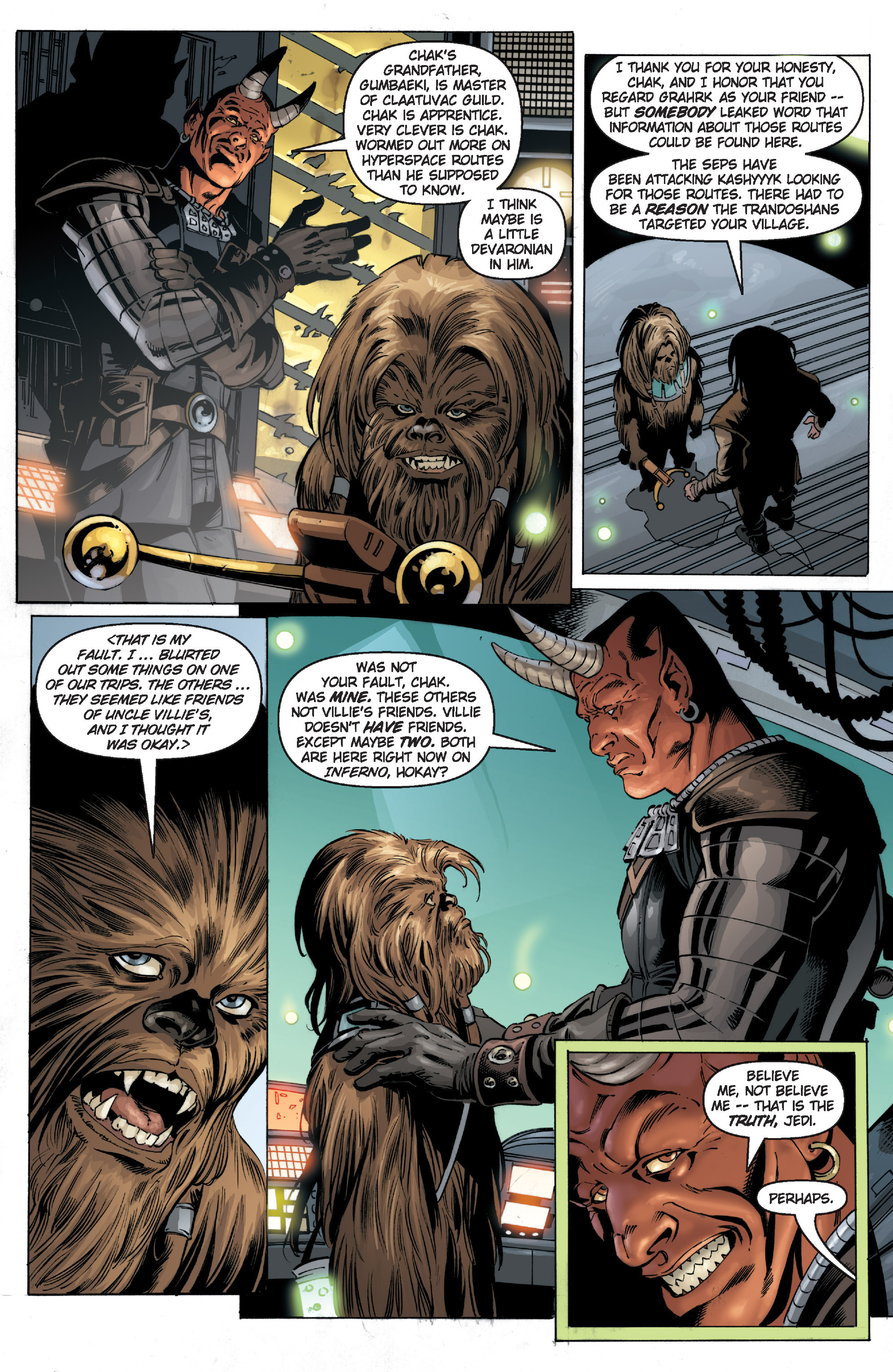 Read online Star Wars Omnibus comic -  Issue # Vol. 26 - 383