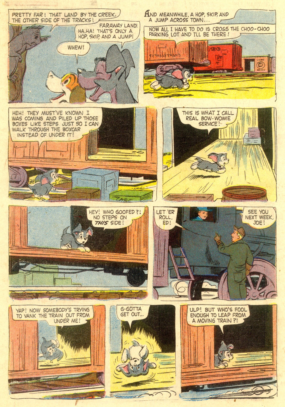 Walt Disney's Comics and Stories issue 221 - Page 14