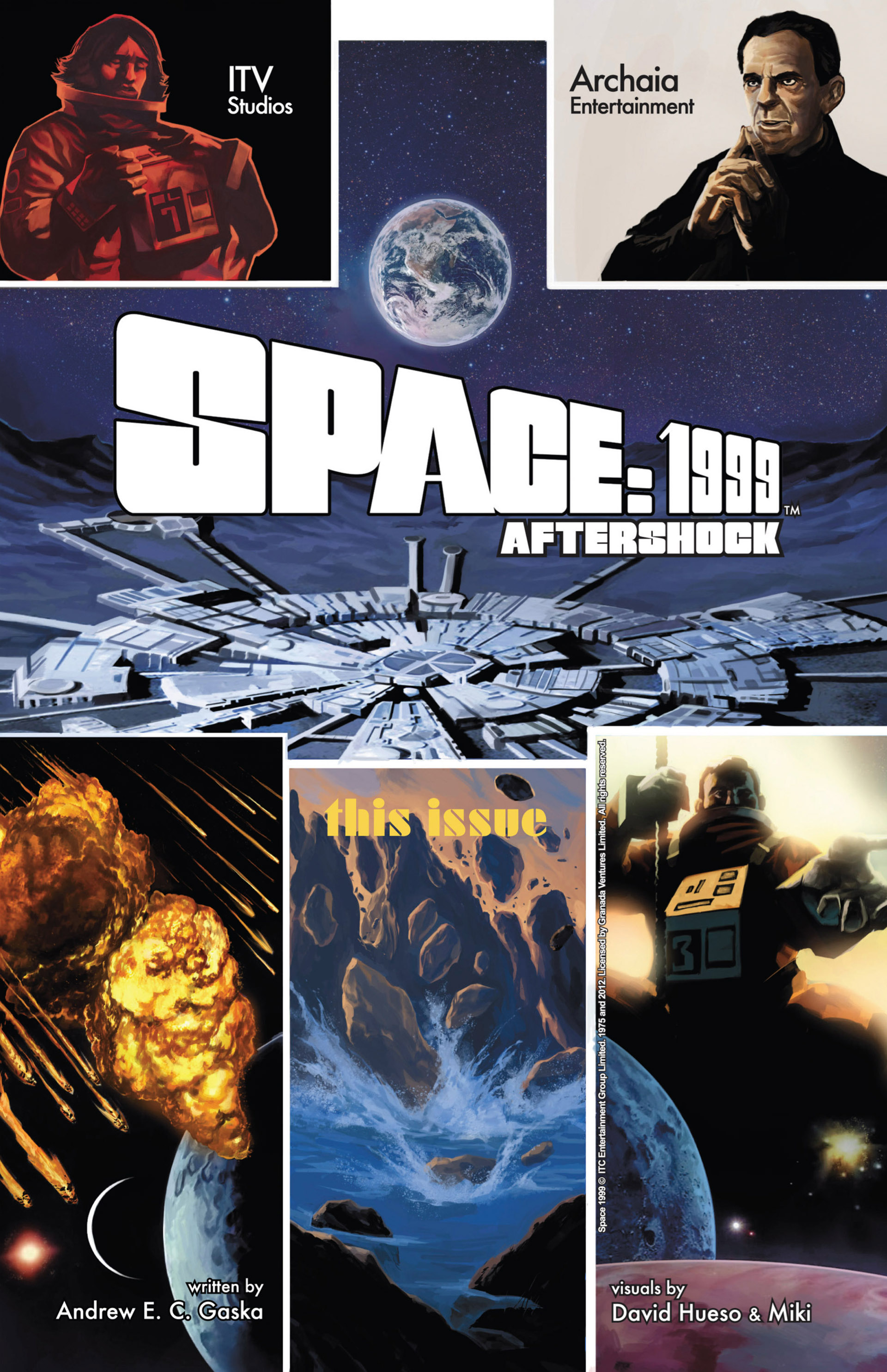 Read online Space: 1999: Aftershock comic -  Issue #3 - 6