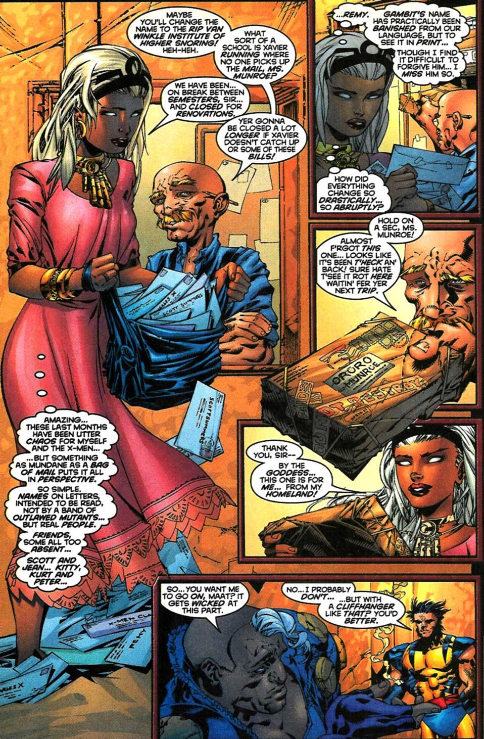 X-Men (1991) 76 Page 10