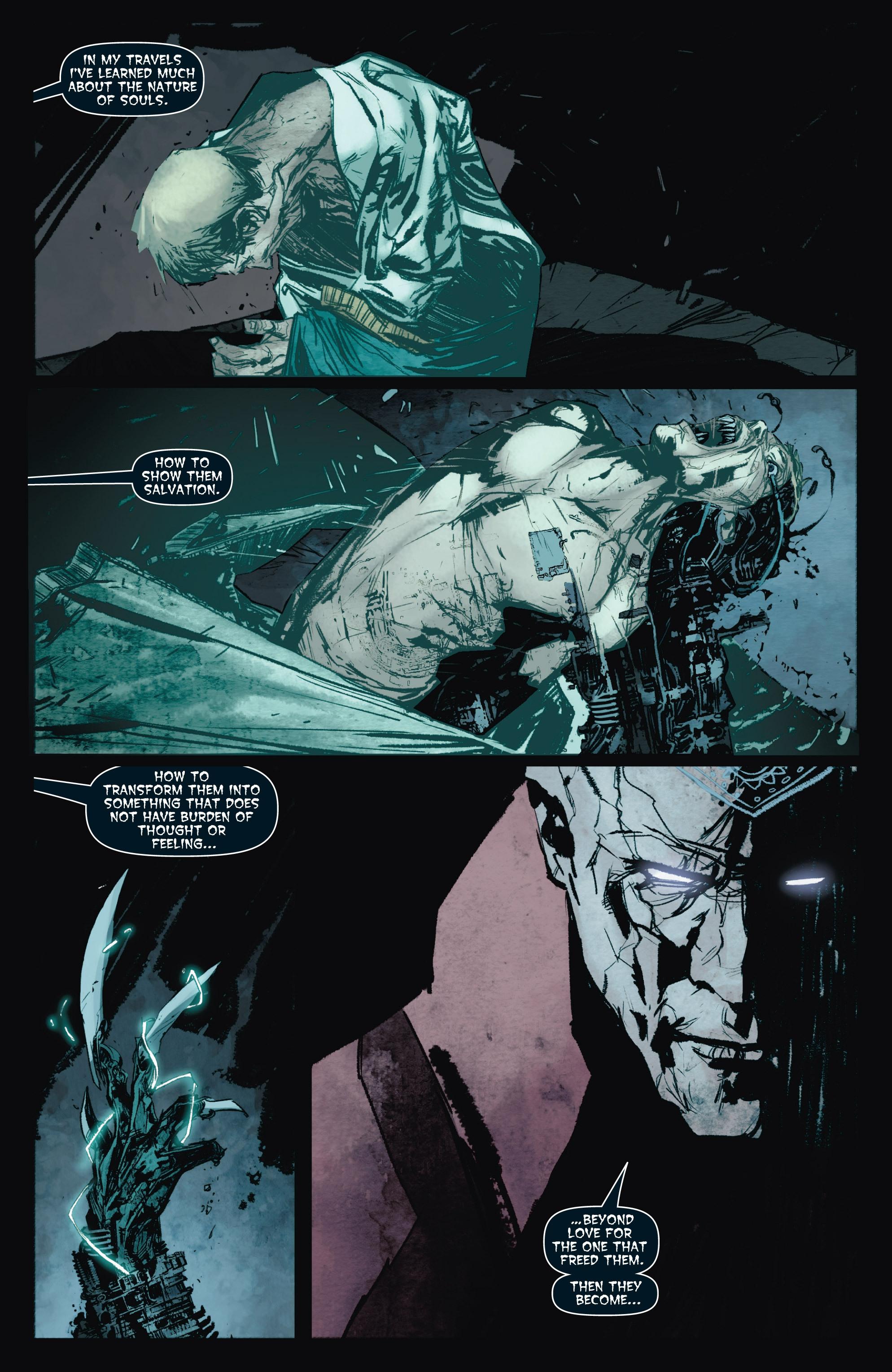 Read online Shadowman (2012) comic -  Issue #8 - 7