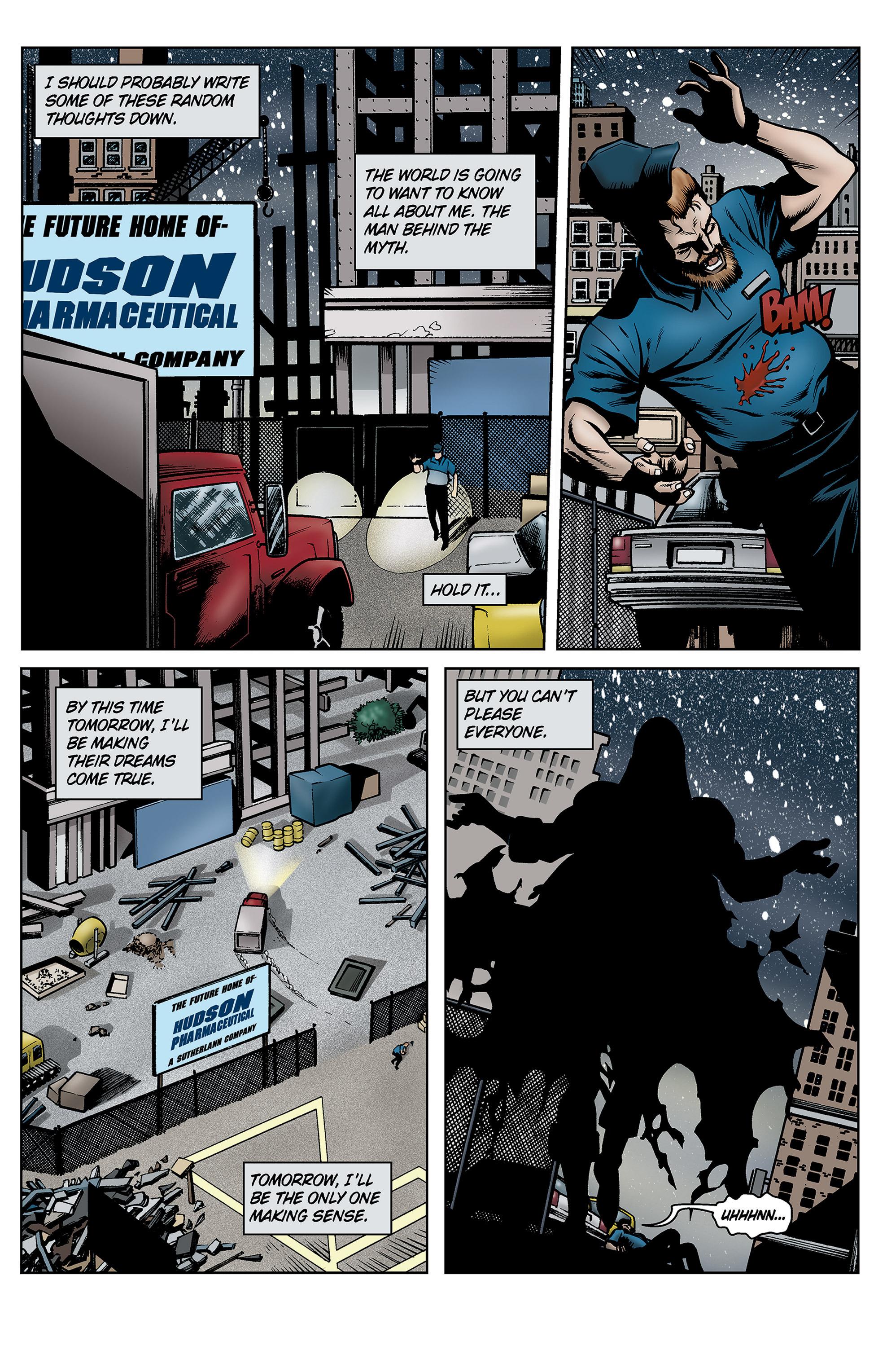 Read online SideChicks comic -  Issue #5 - 17