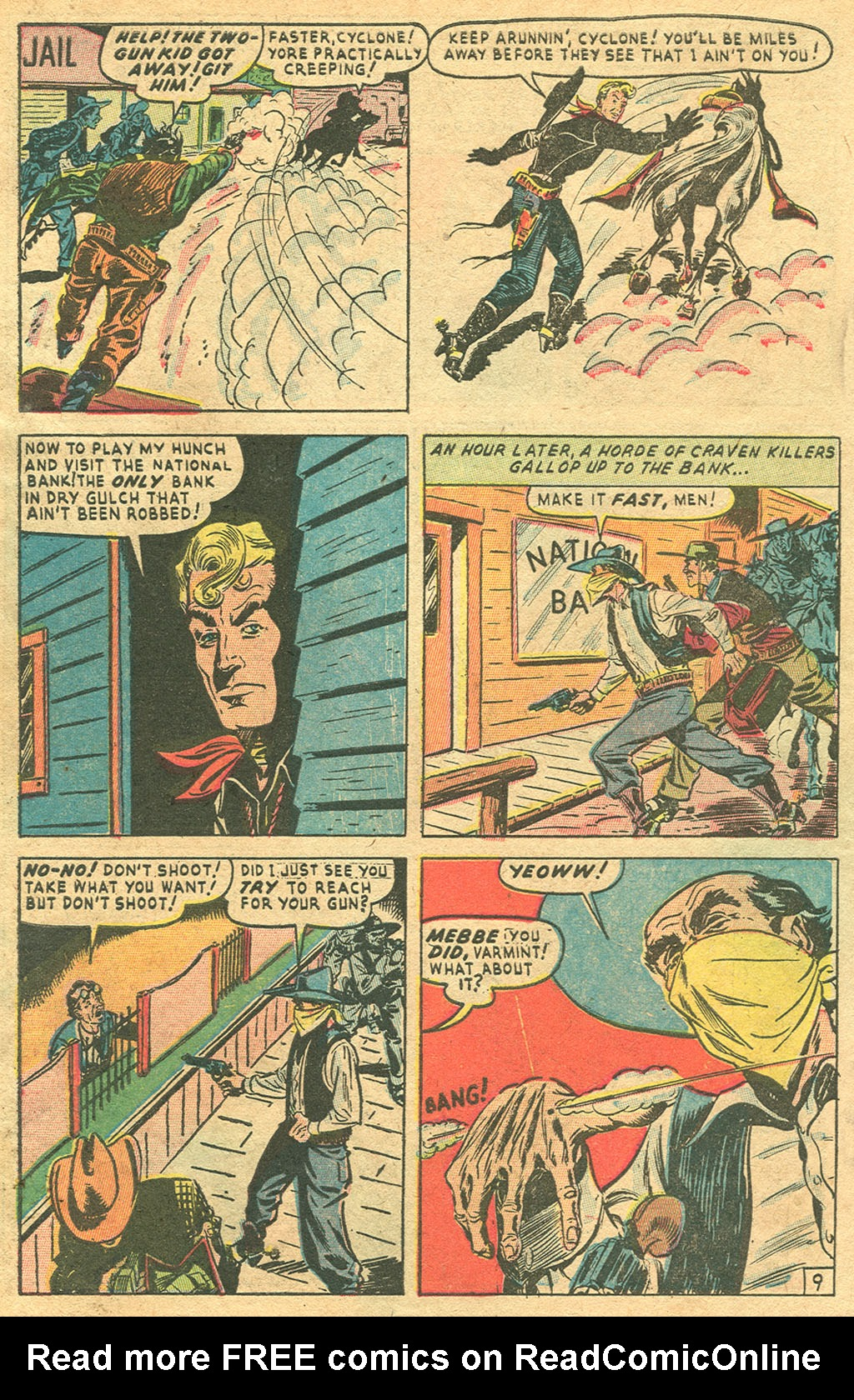 Read online Two-Gun Kid comic -  Issue #1 - 30