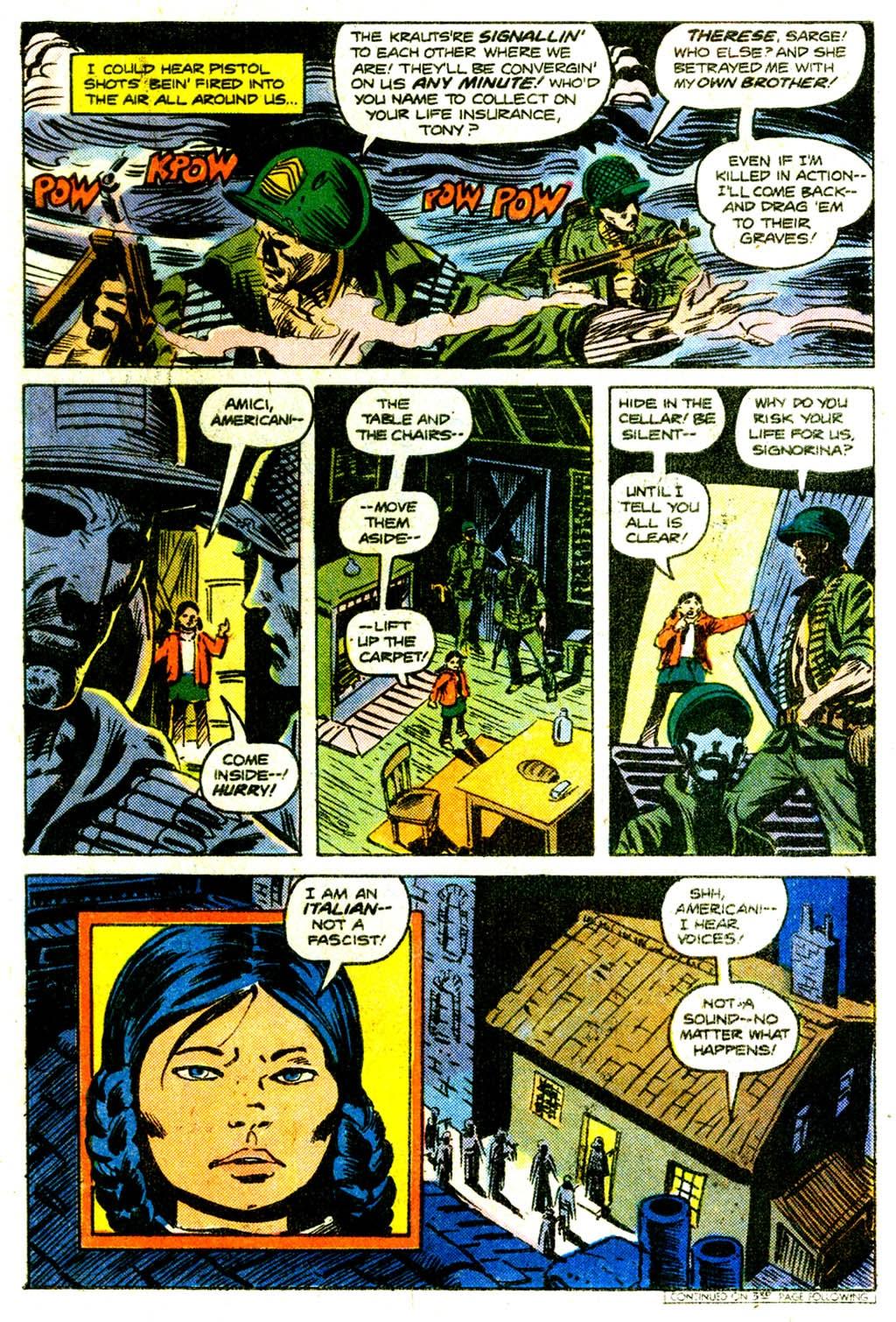 Read online Sgt. Rock comic -  Issue #303 - 5