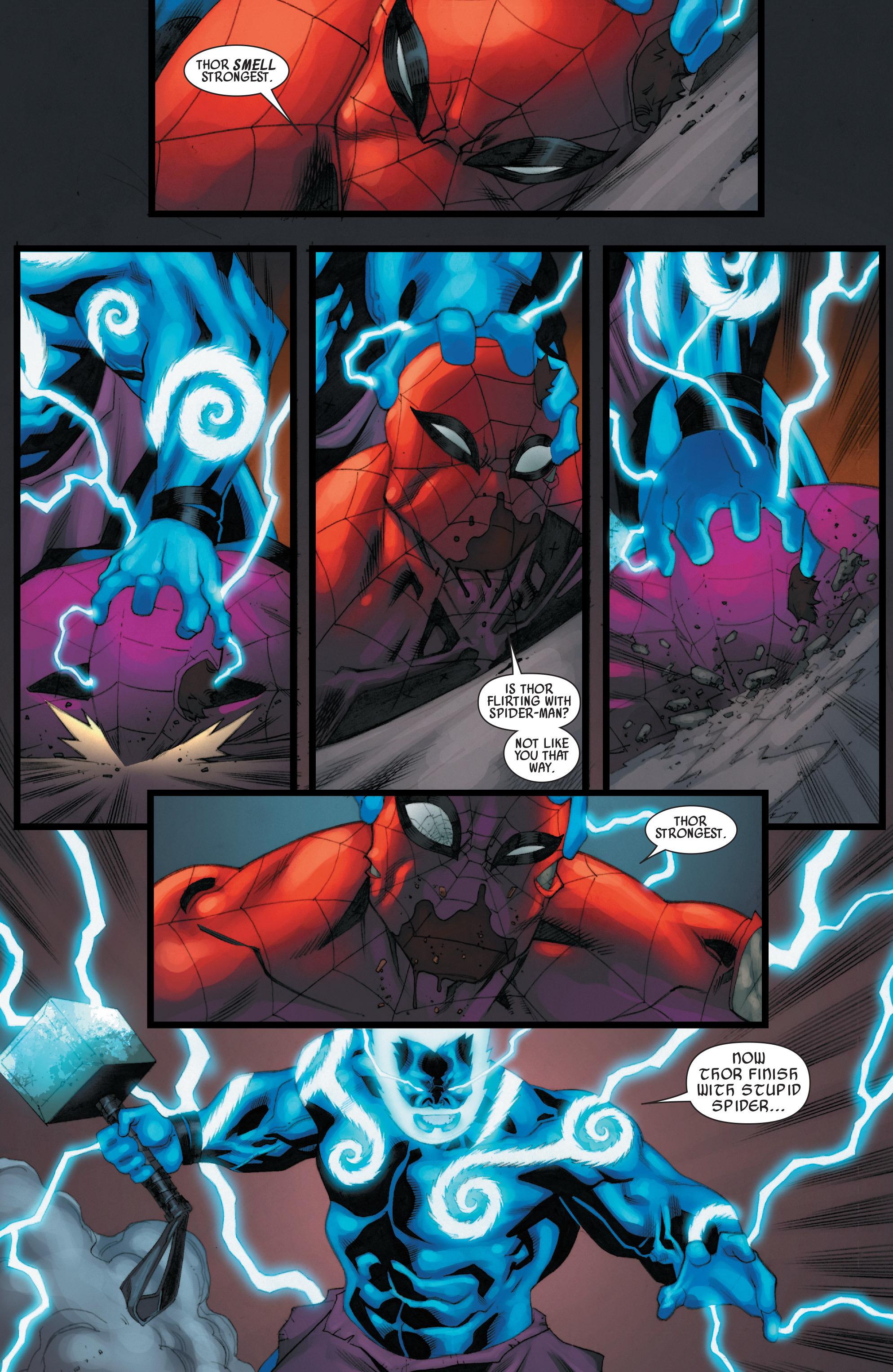 Read online World War Hulks: Spider-Man vs. Thor comic -  Issue #2 - 9