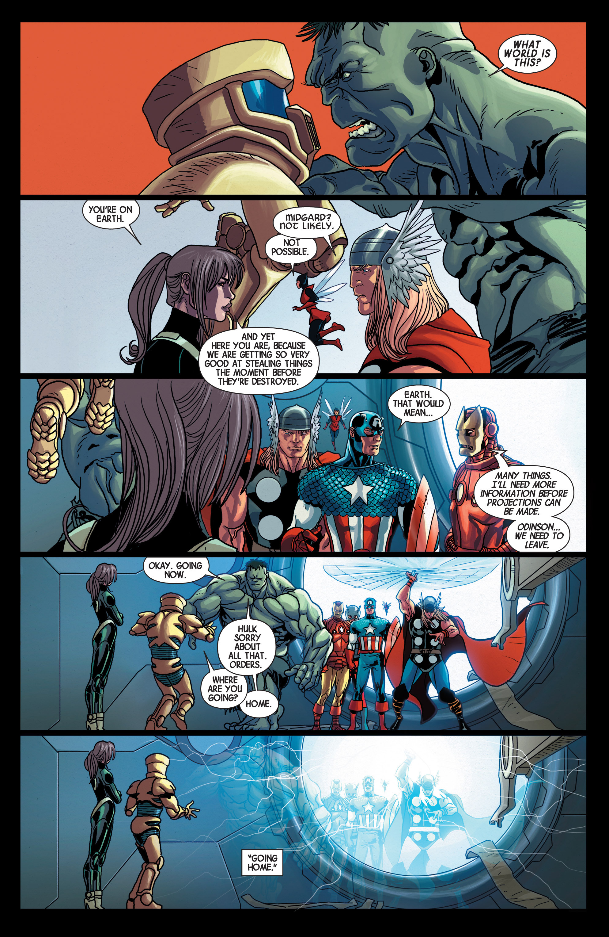 Read online Avengers (2013) comic -  Issue #25 - 17
