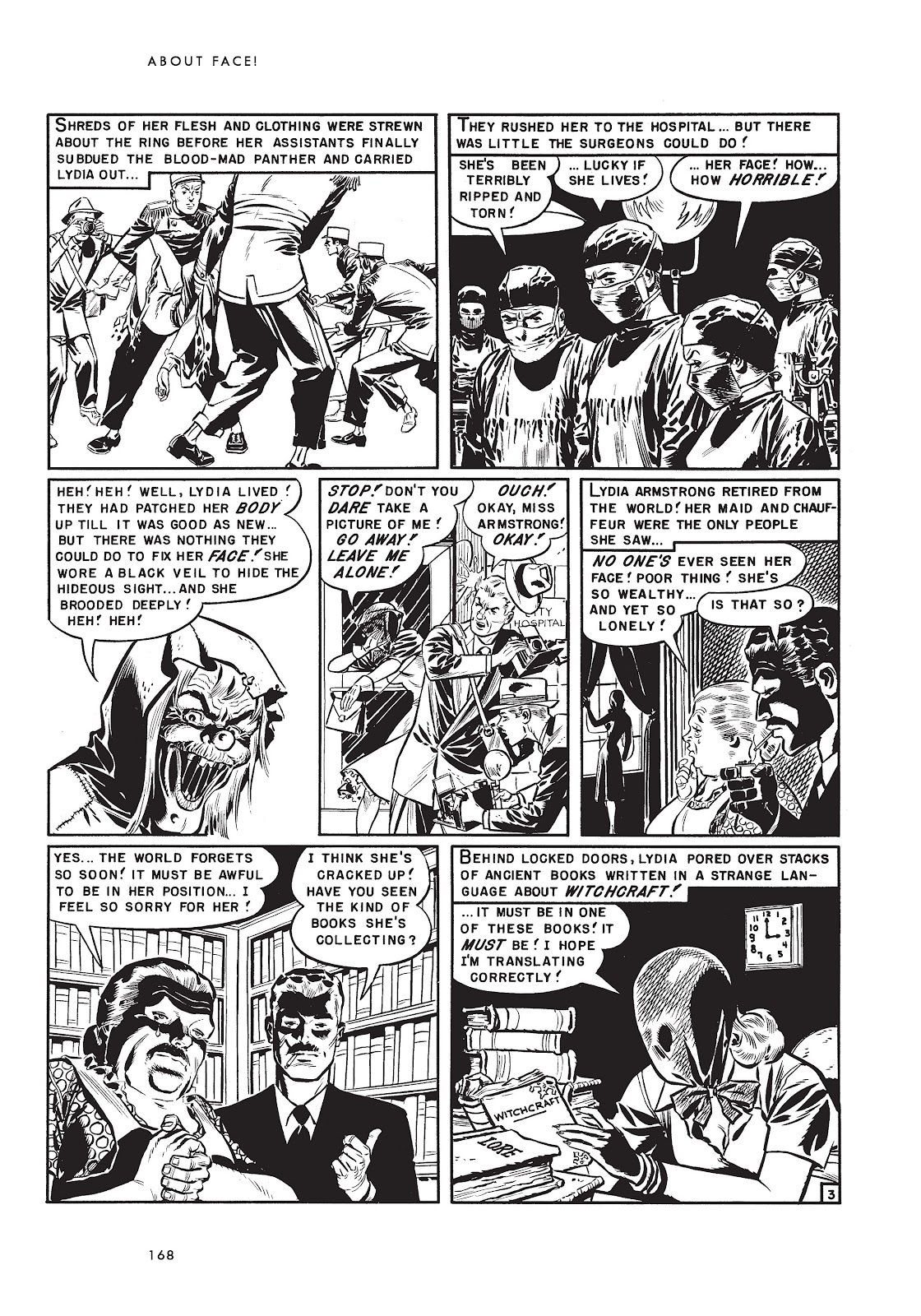 Read online Voodoo Vengeance and Other Stories comic -  Issue # TPB (Part 2) - 86