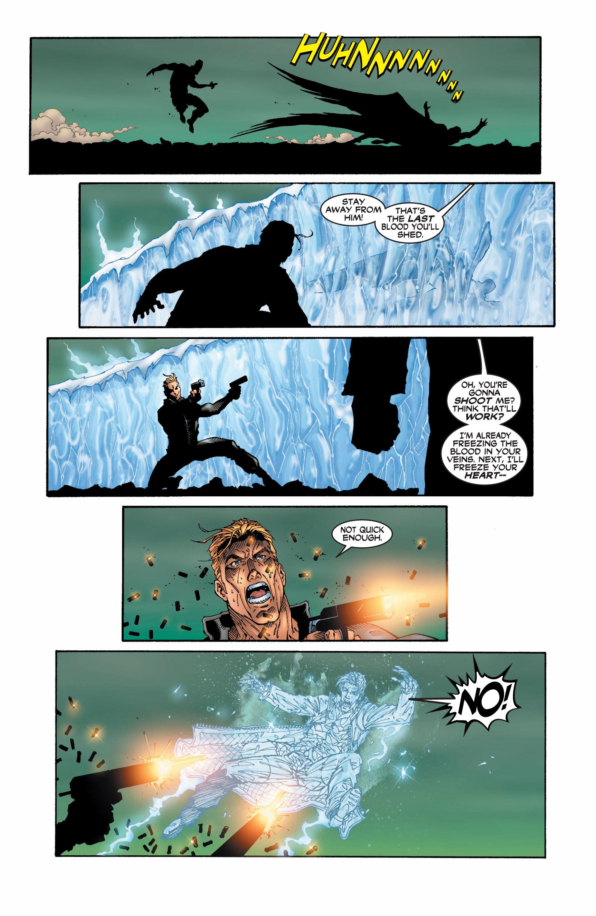 Read online Uncanny X-Men (1963) comic -  Issue #396 - 19