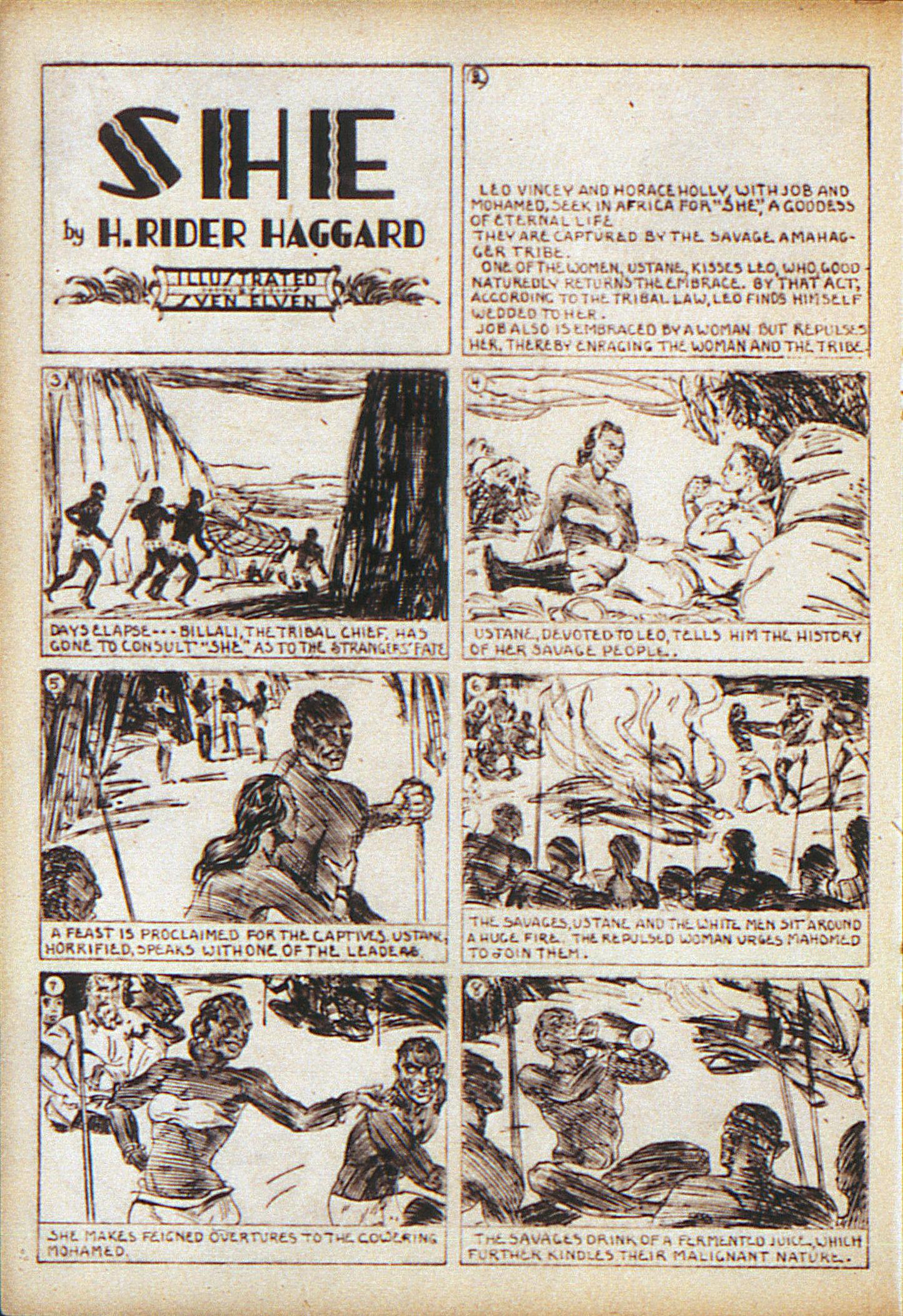 Read online Adventure Comics (1938) comic -  Issue #10 - 37