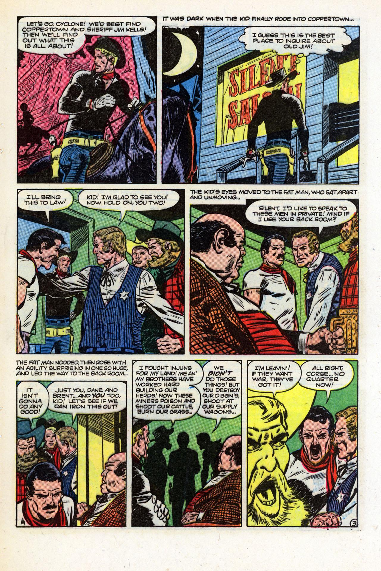 Read online Two-Gun Kid comic -  Issue #23 - 29