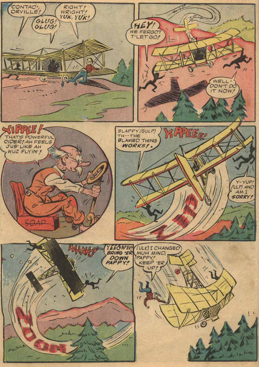 Zip Comics issue 37 - Page 18