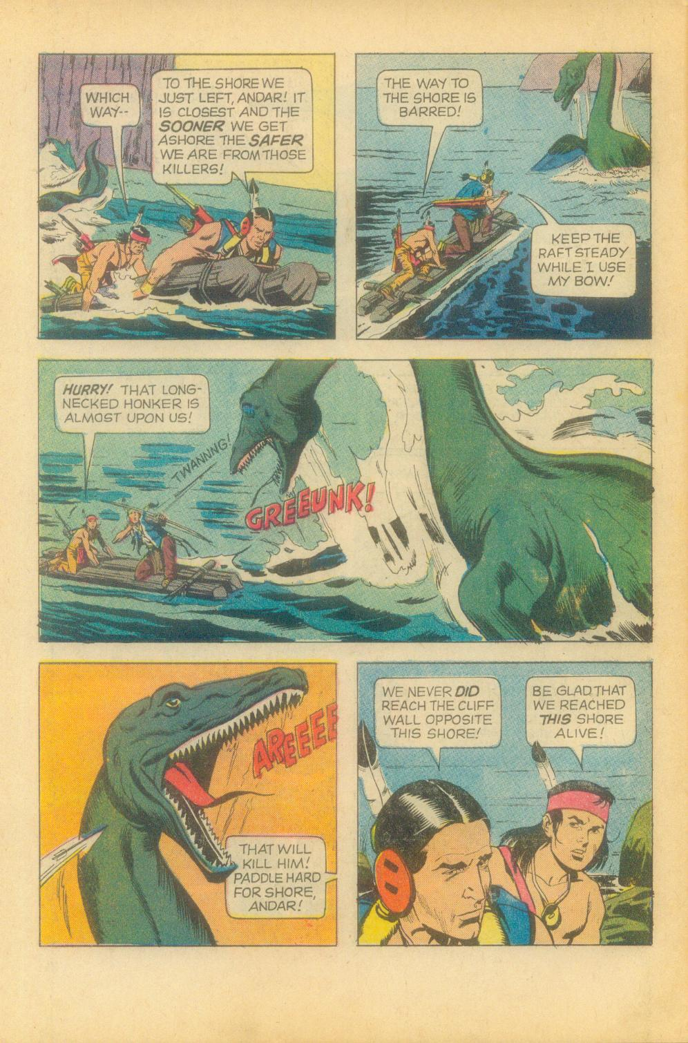 Read online Turok, Son of Stone comic -  Issue #81 - 6