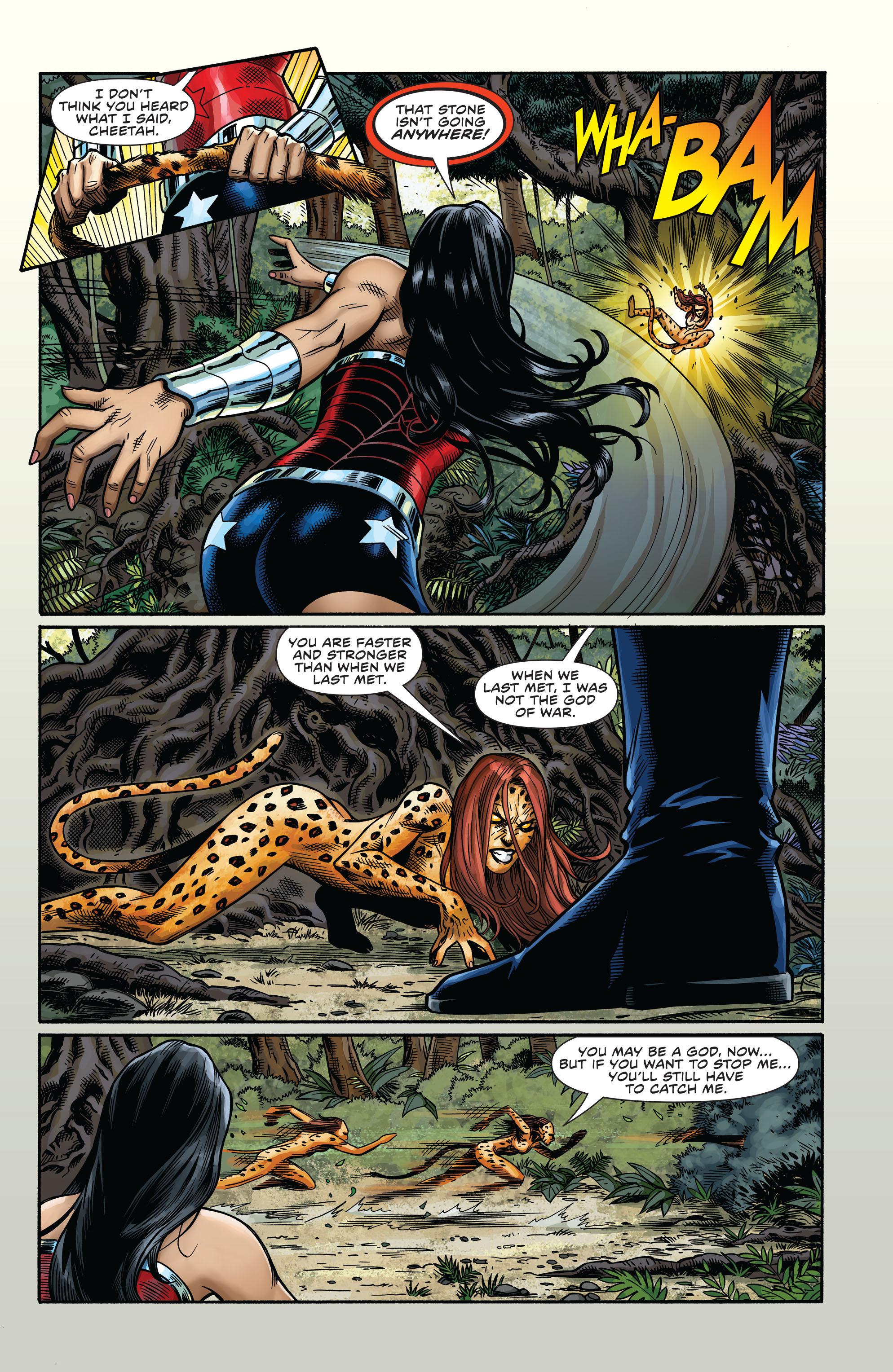 Read online Wonder Woman (2011) comic -  Issue #47 - 22
