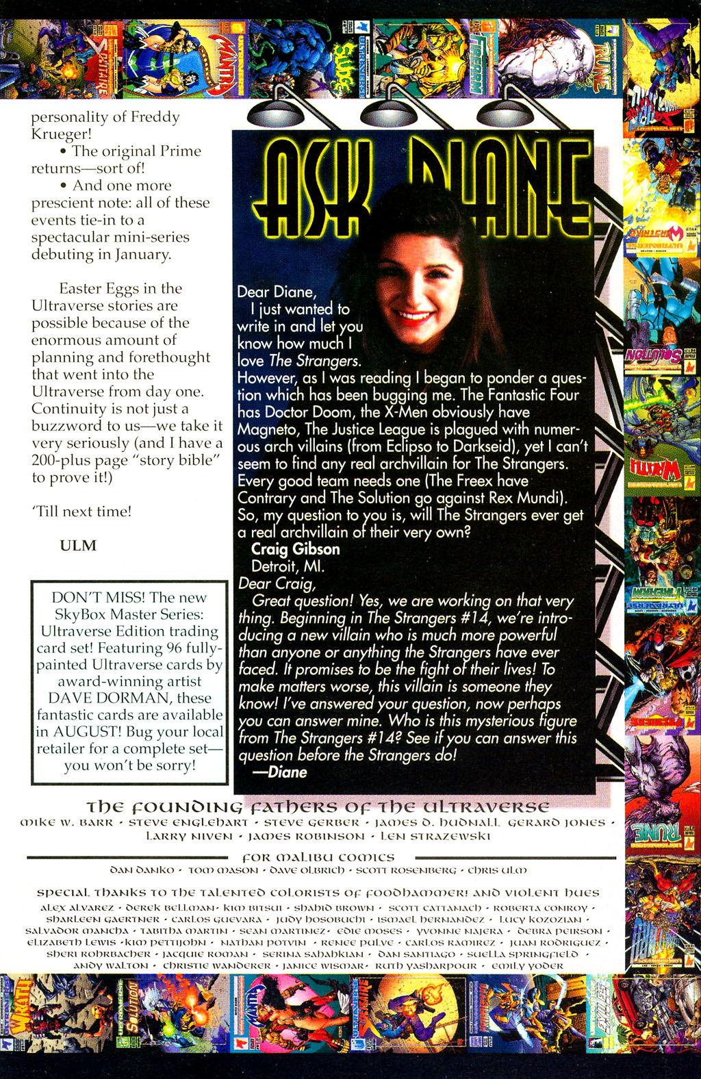 Read online UltraForce (1994) comic -  Issue #3 - 27