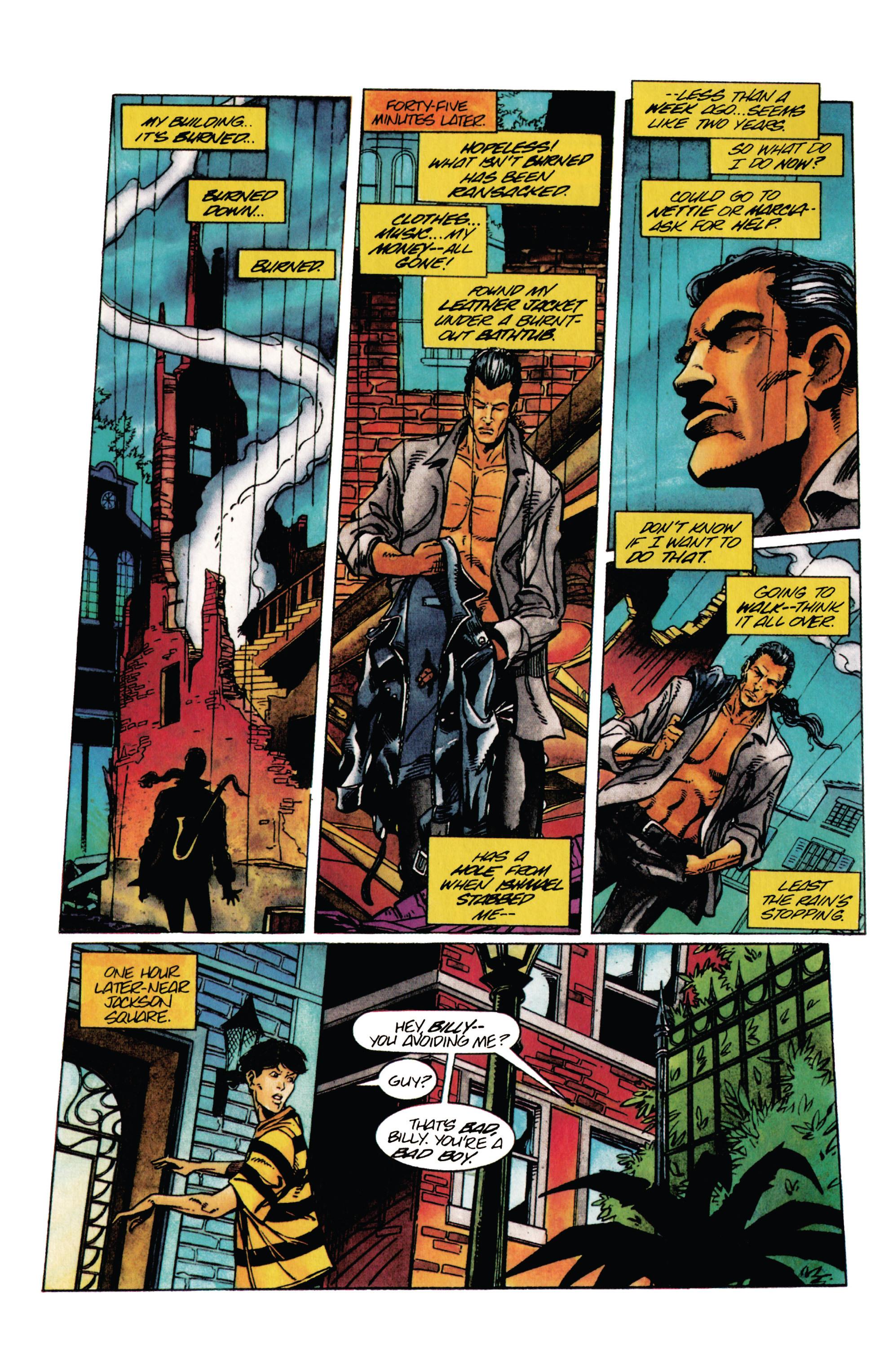 Read online Shadowman (1992) comic -  Issue #30 - 5