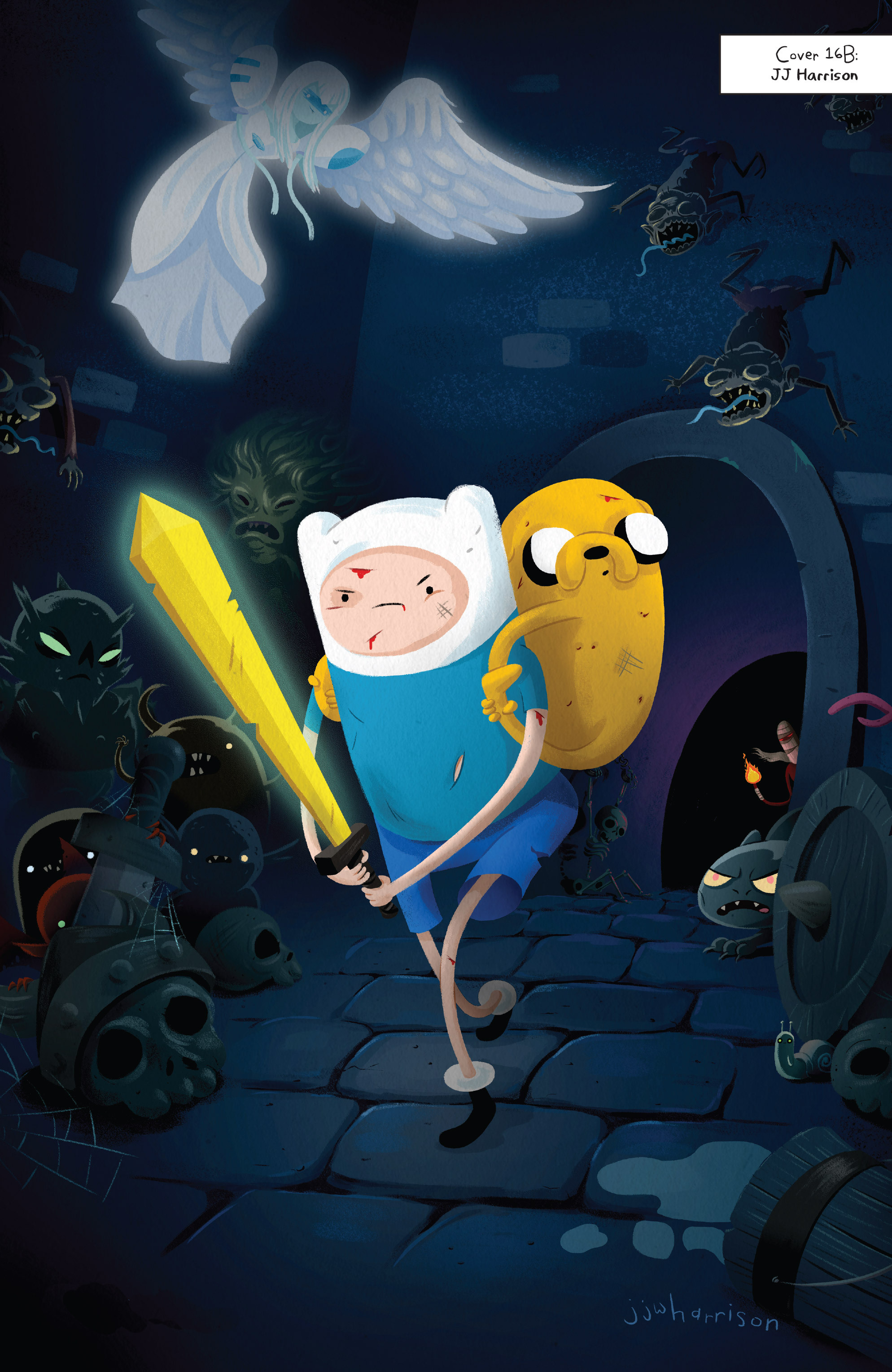 Read online Adventure Time comic -  Issue #Adventure Time _TPB 4 - 106