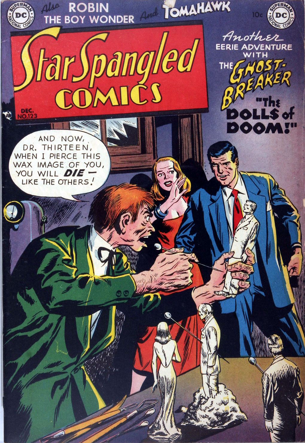 Star Spangled Comics (1941) 123 Page 1