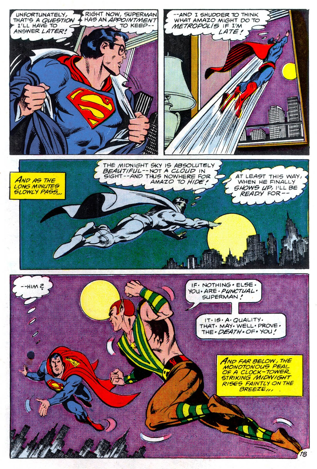 Read online Superman Special (1983) comic -  Issue #3 - 19