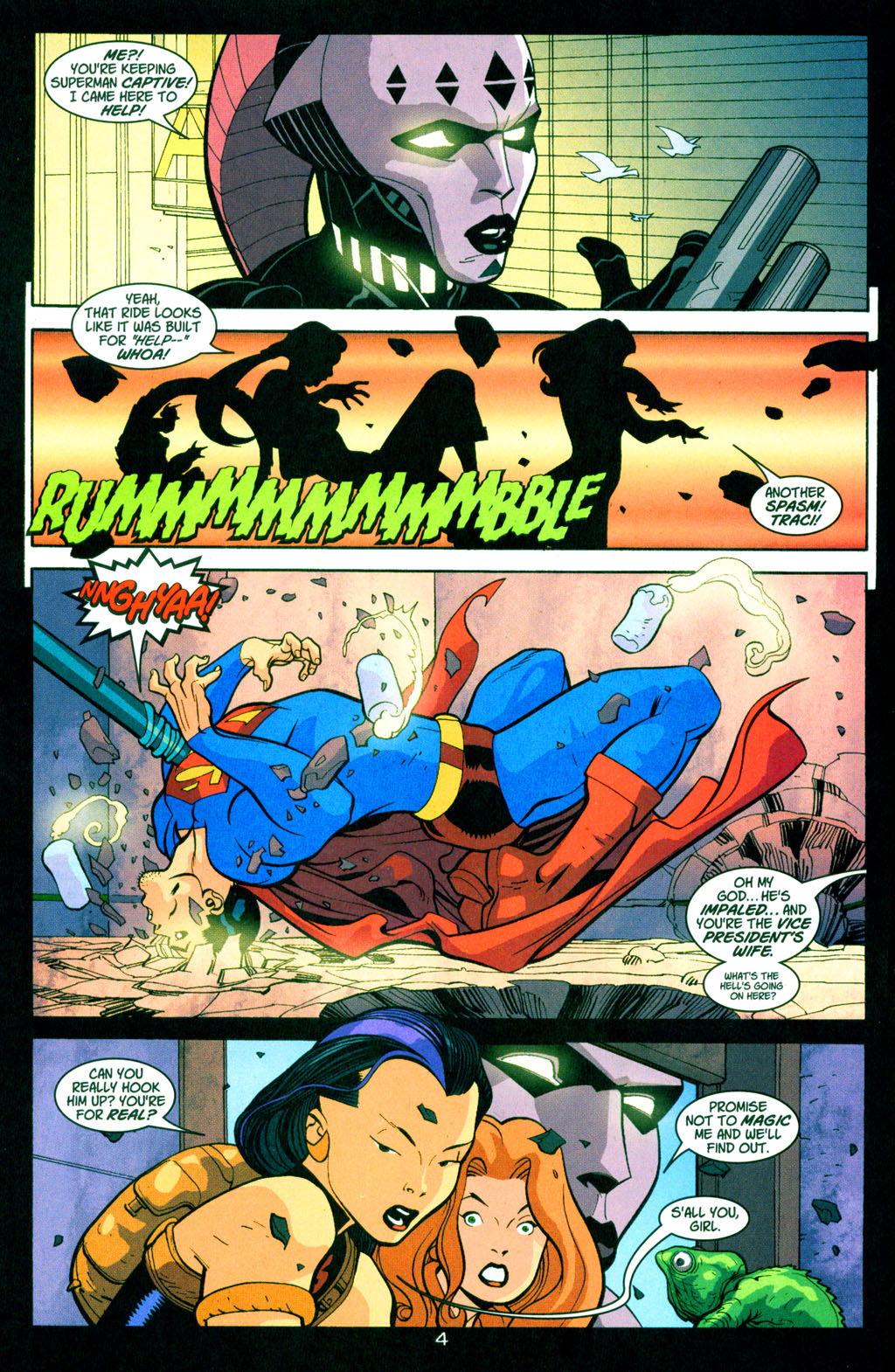 Action Comics (1938) 807 Page 3